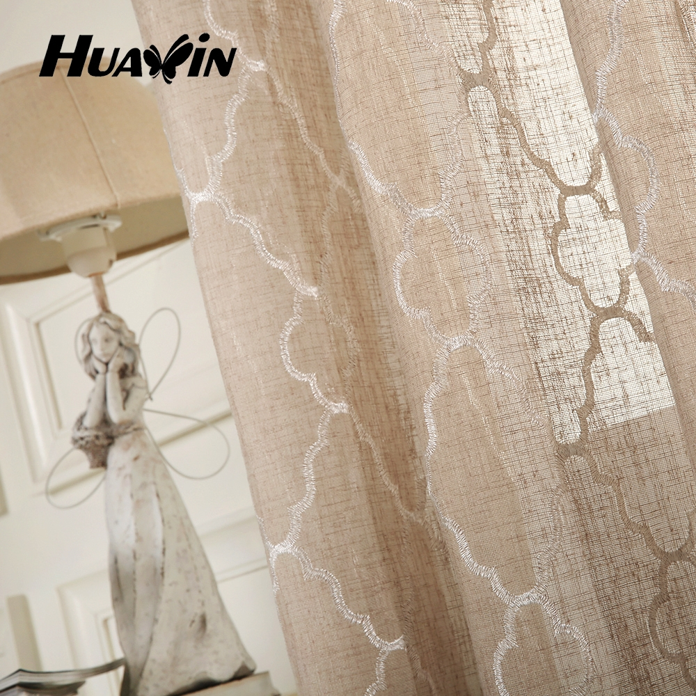 Featured Image of Curtain Linen Fabric