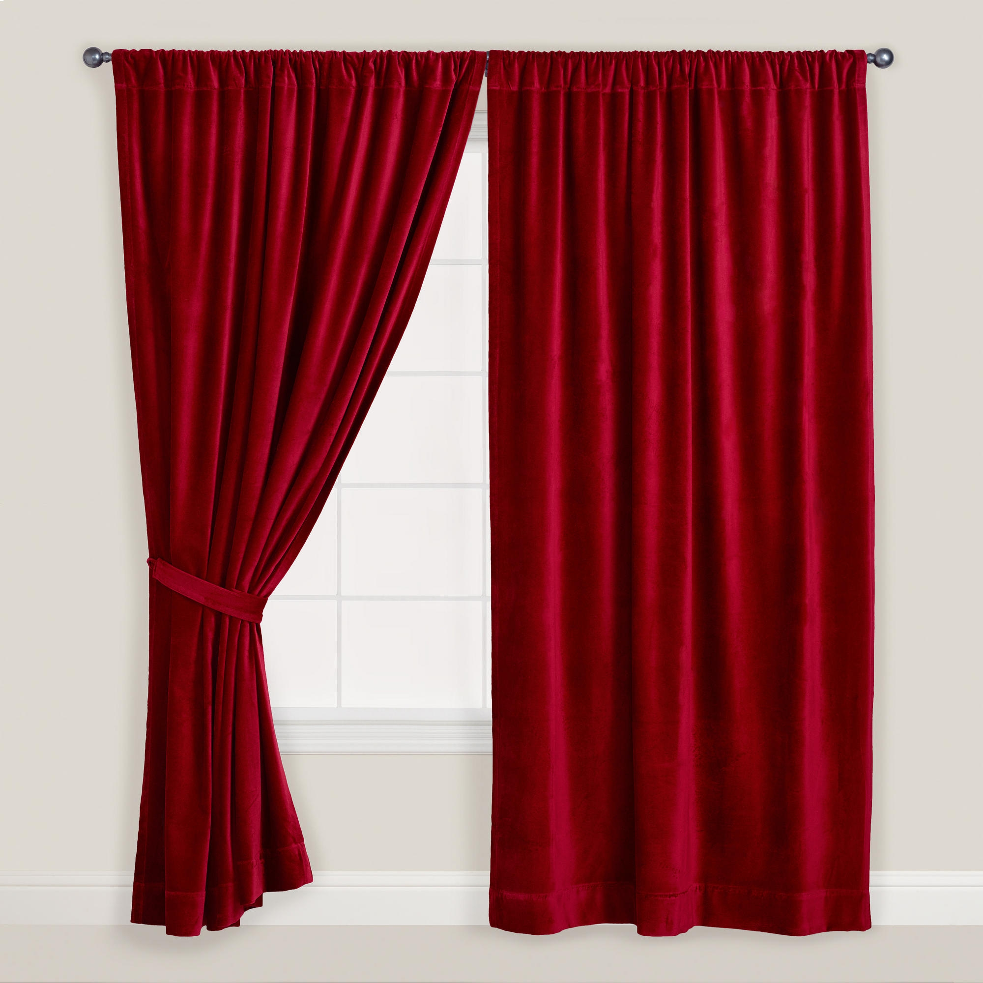 Living Room Charming Velvet Curtains For Modern Living Room Ideas Throughout Velveteen Curtains (Image 5 of 15)