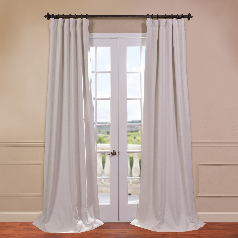 top 15 long drop curtains curtain ideas. Black Bedroom Furniture Sets. Home Design Ideas