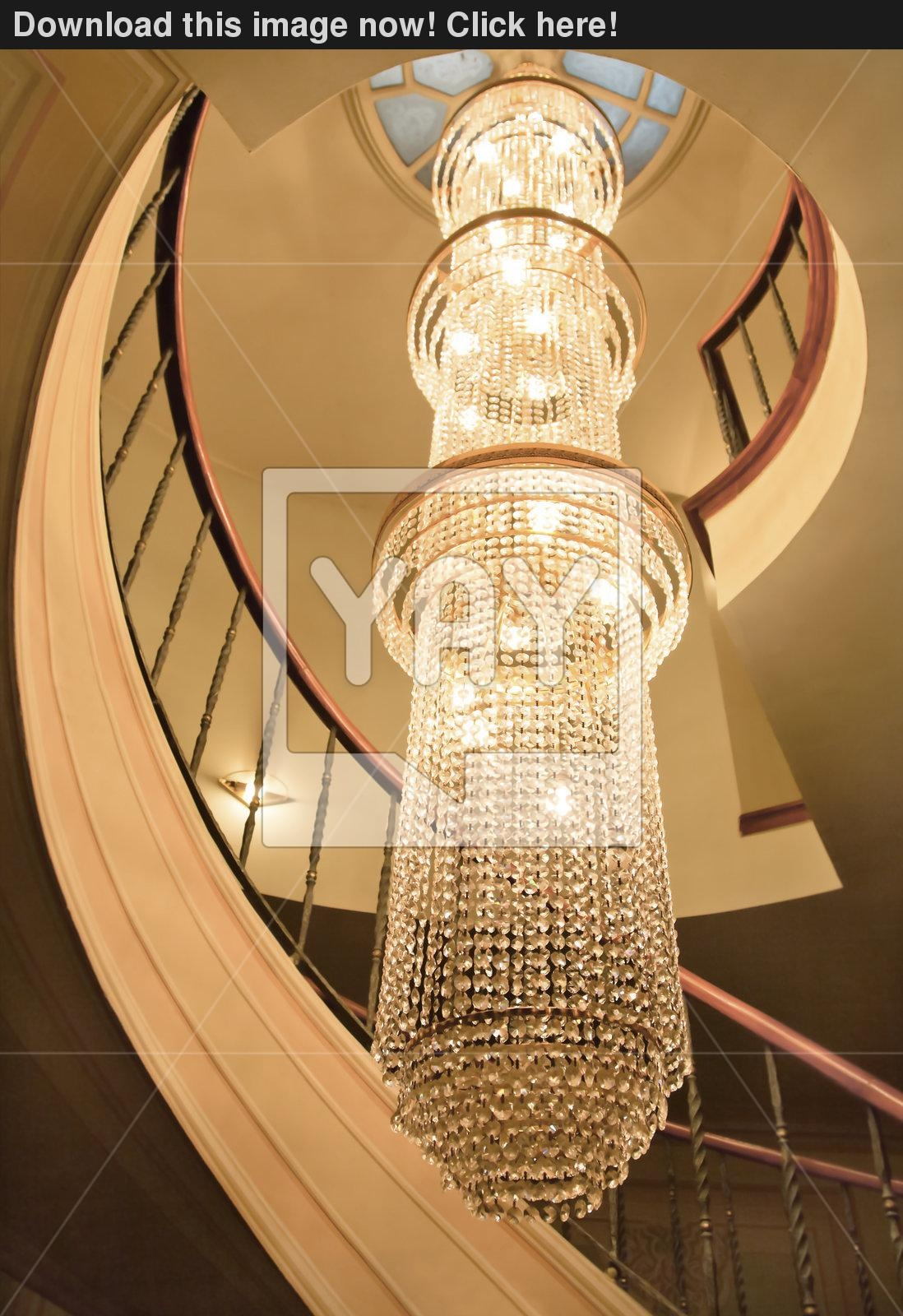 Long Chandelier Lighting With Regard To Long Chandelier Lights (Image 11 of 15)