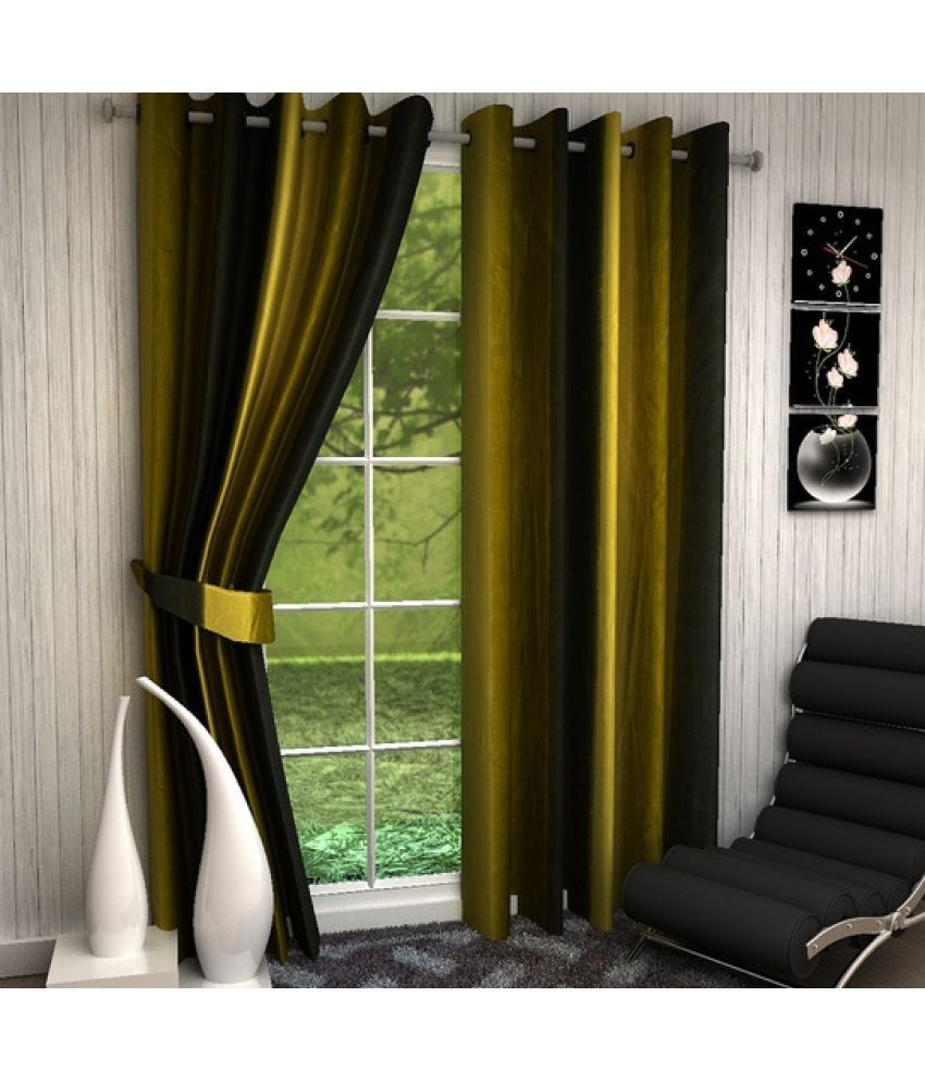 Long Eyelet Curtains Throughout Long Eyelet Curtains (Image 7 of 15)