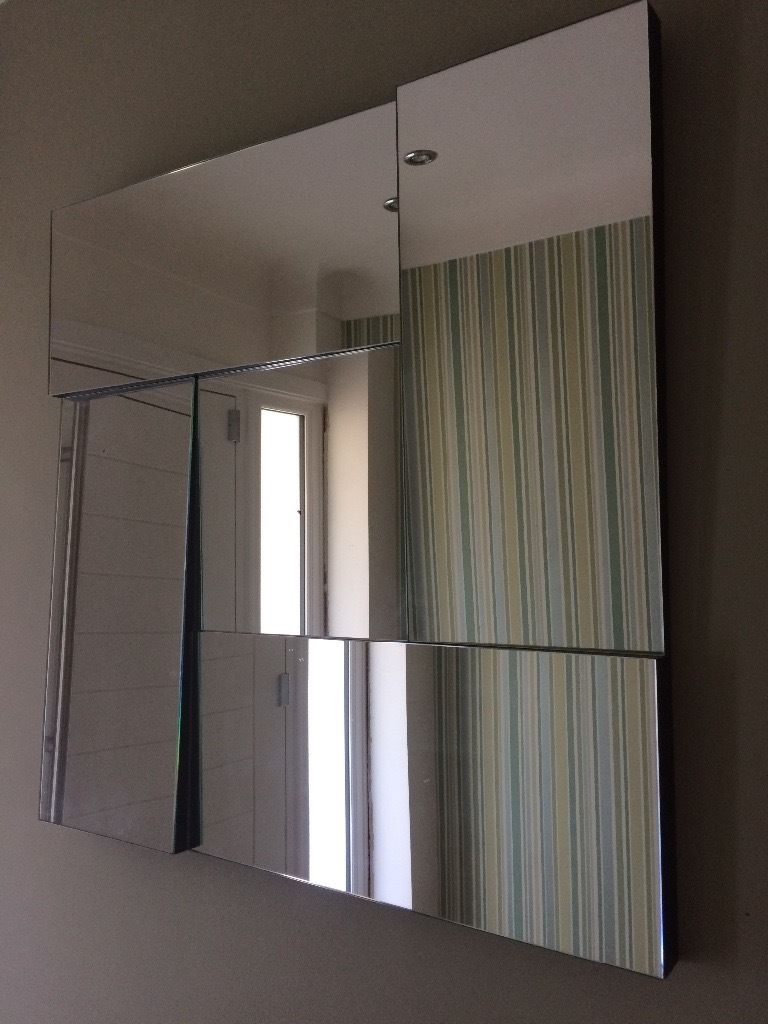 Lovely Art Deco Style Mirror In Cosham Hampshire Gumtree With Regard To Art Deco Style Mirror (Image 12 of 15)