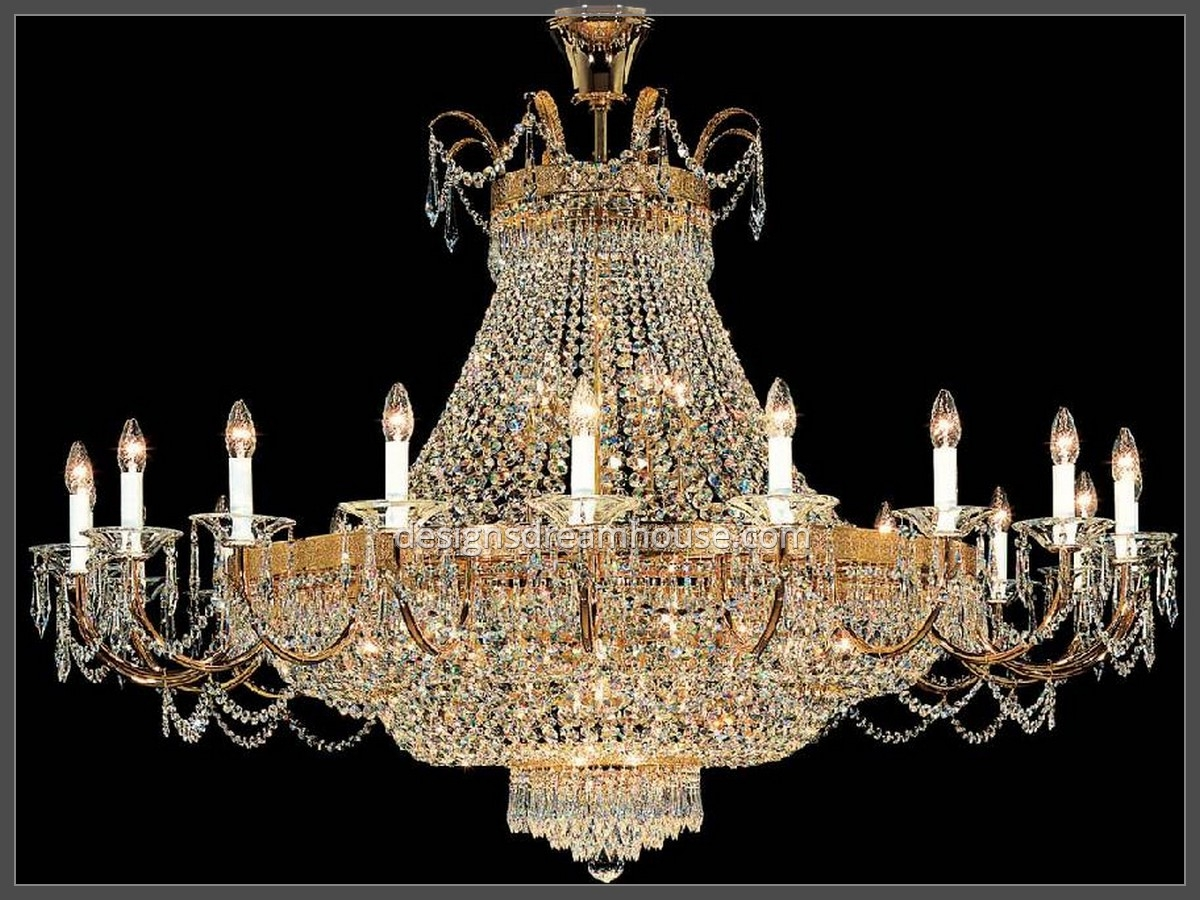 Luxury Smoke Grey Crystal Chandelier Home Design Gallery Pertaining To Grey Crystal Chandelier (Image 12 of 15)