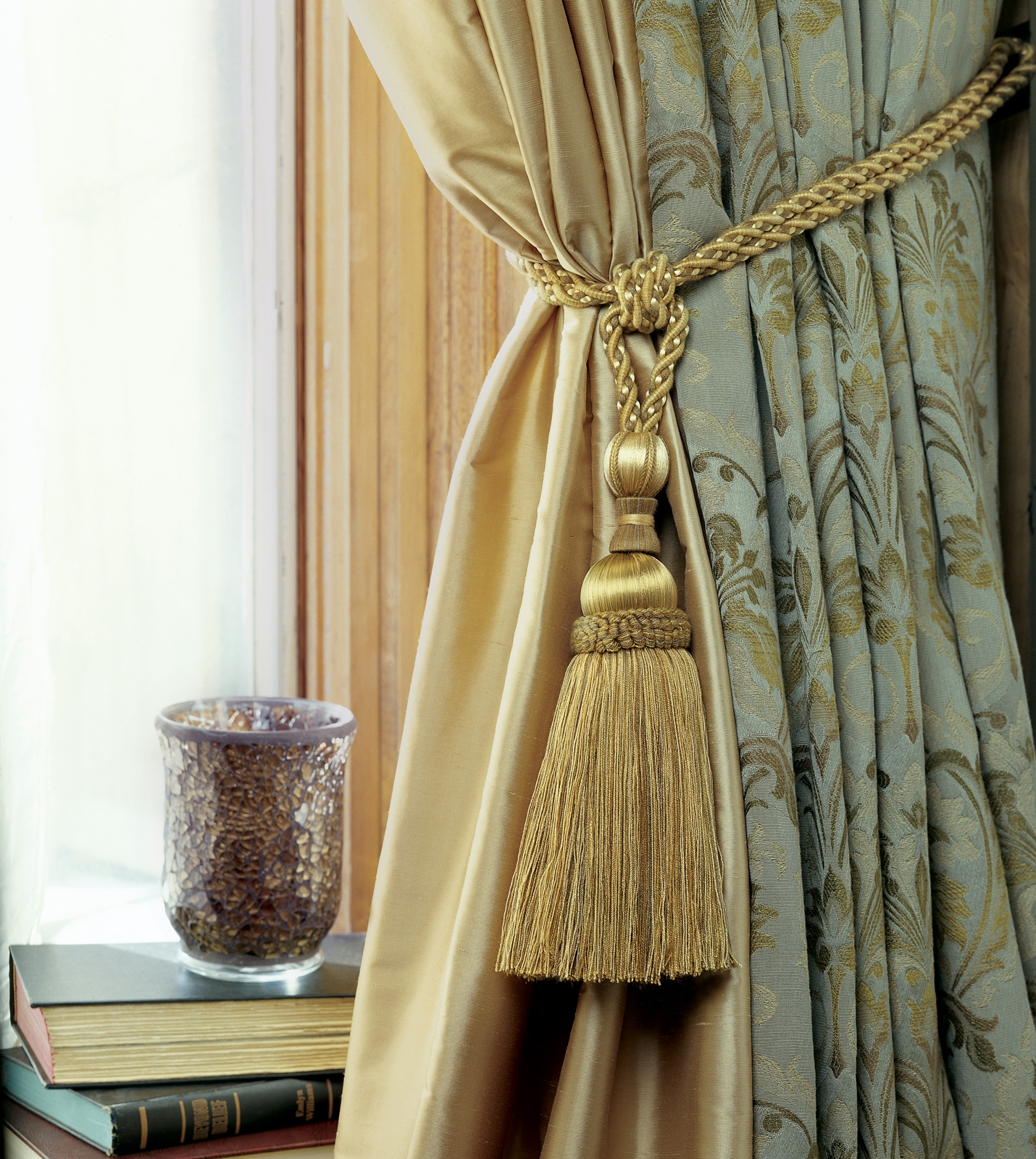 Luxury Window Treatments Interior Design Explained In Luxury Curtains (Image 14 of 15)