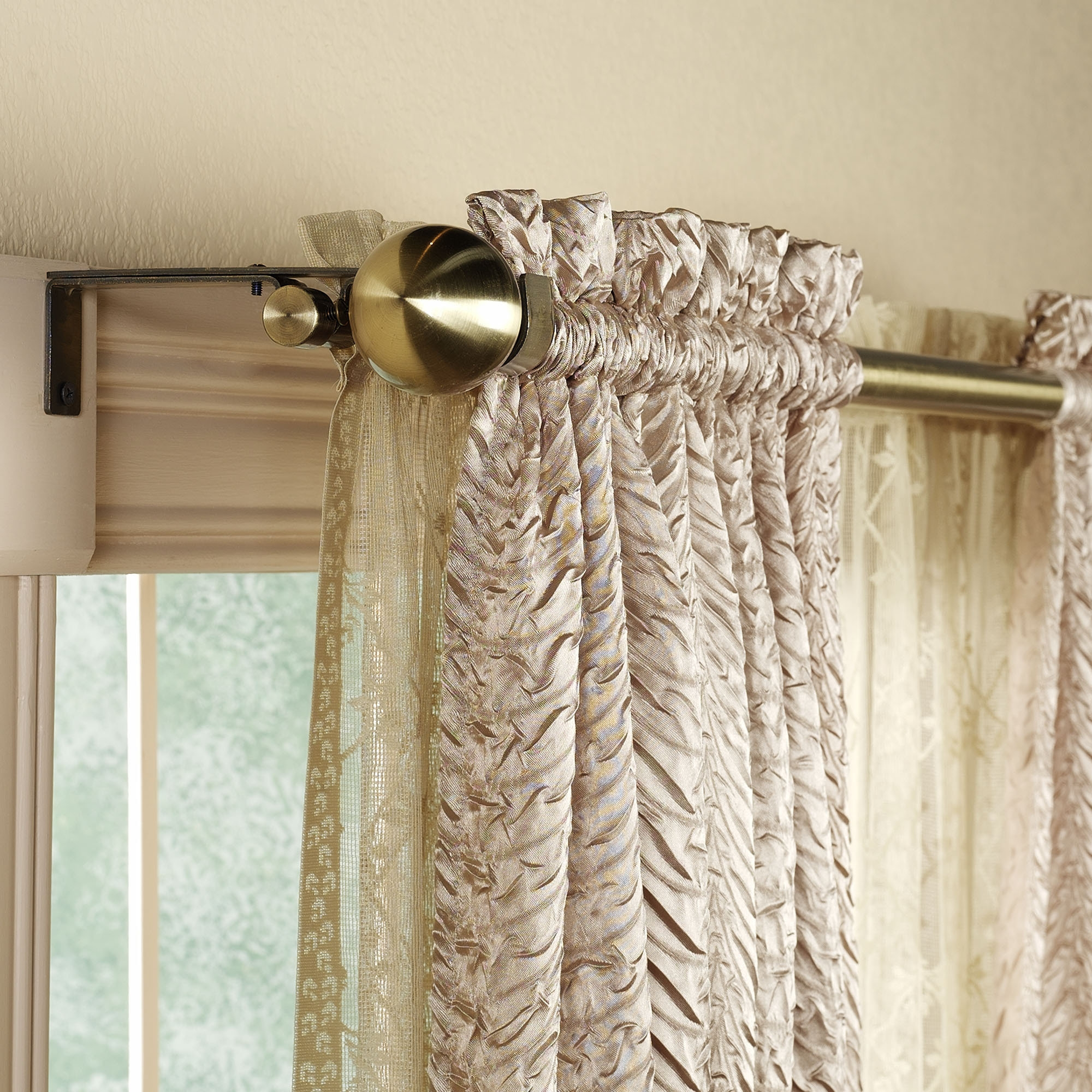 Luxury Window Treatments Interior Design Explained Intended For Linen Luxury Curtains (Image 7 of 15)