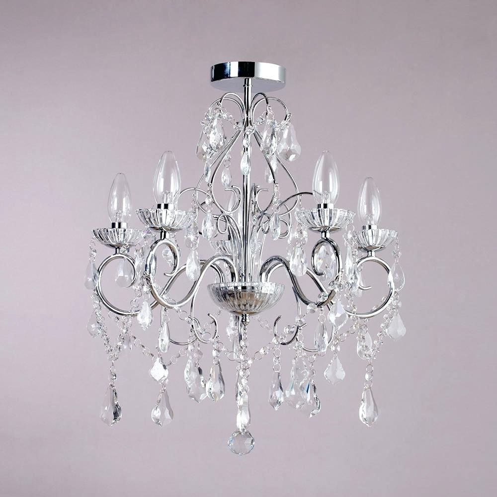 Fascinating 25 best bathroom chandeliers inspiration of for Small chandeliers for bathrooms