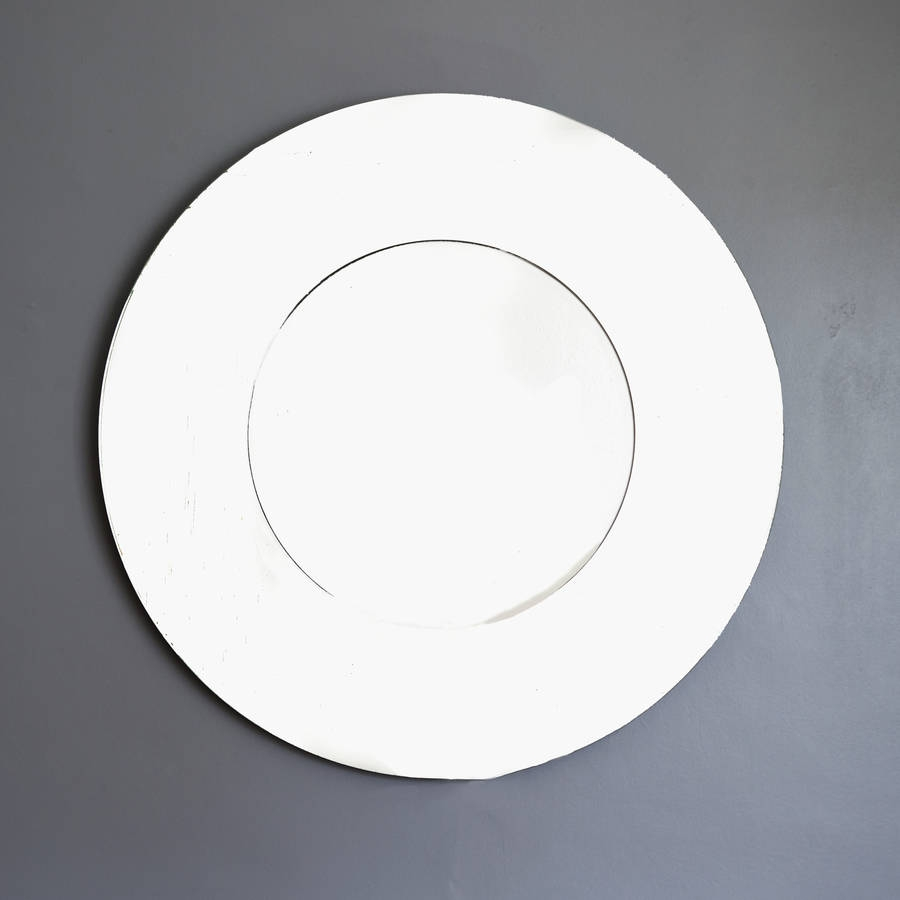 Lyon Round Contemporary Mirror Decorative Mirrors Online With Regard To Round Contemporary Mirror (Image 9 of 15)