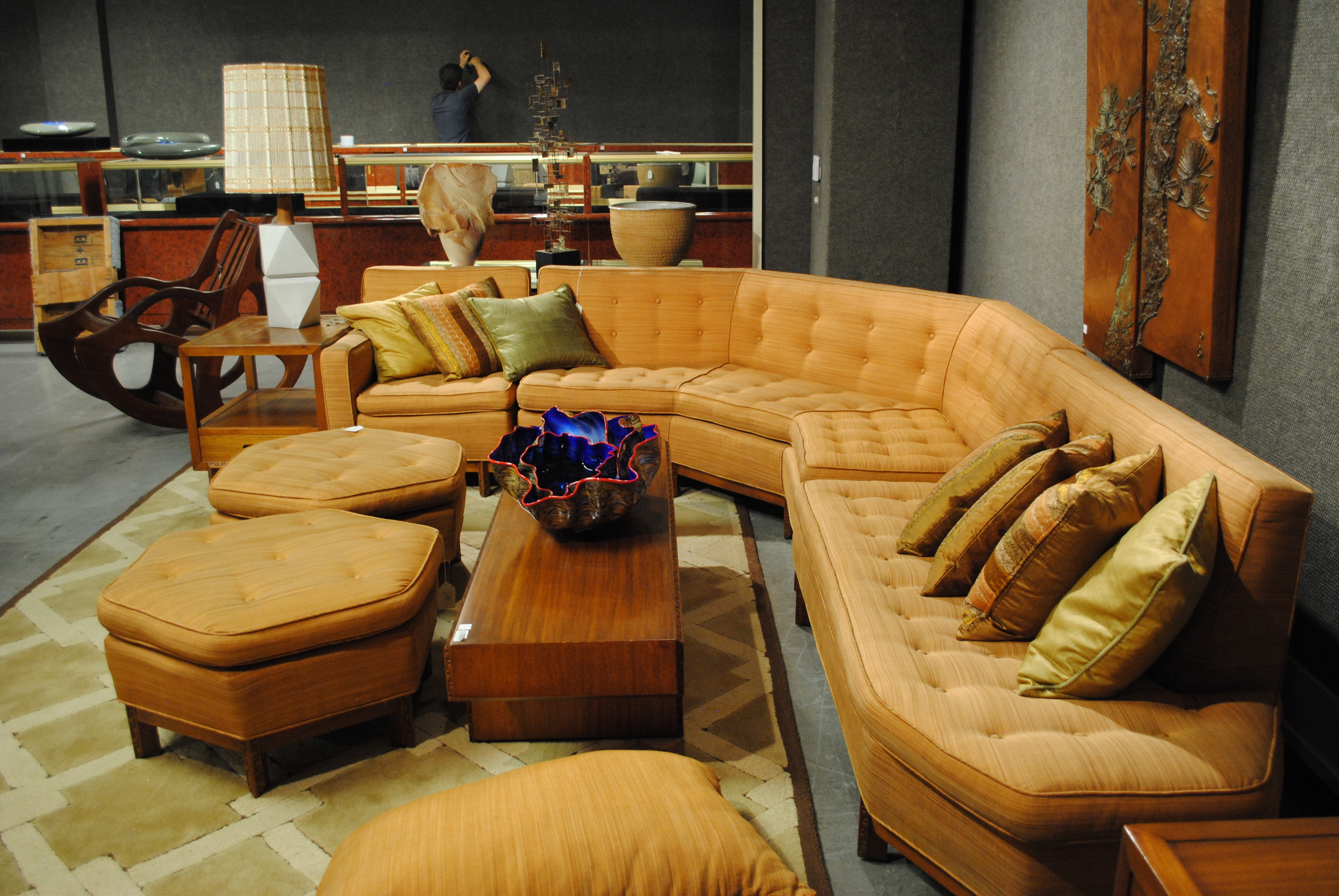 Made In The Usa Sofa Brands American Pride Went Overseas Best With Regard To American Made Sectional Sofas (Image 8 of 15)
