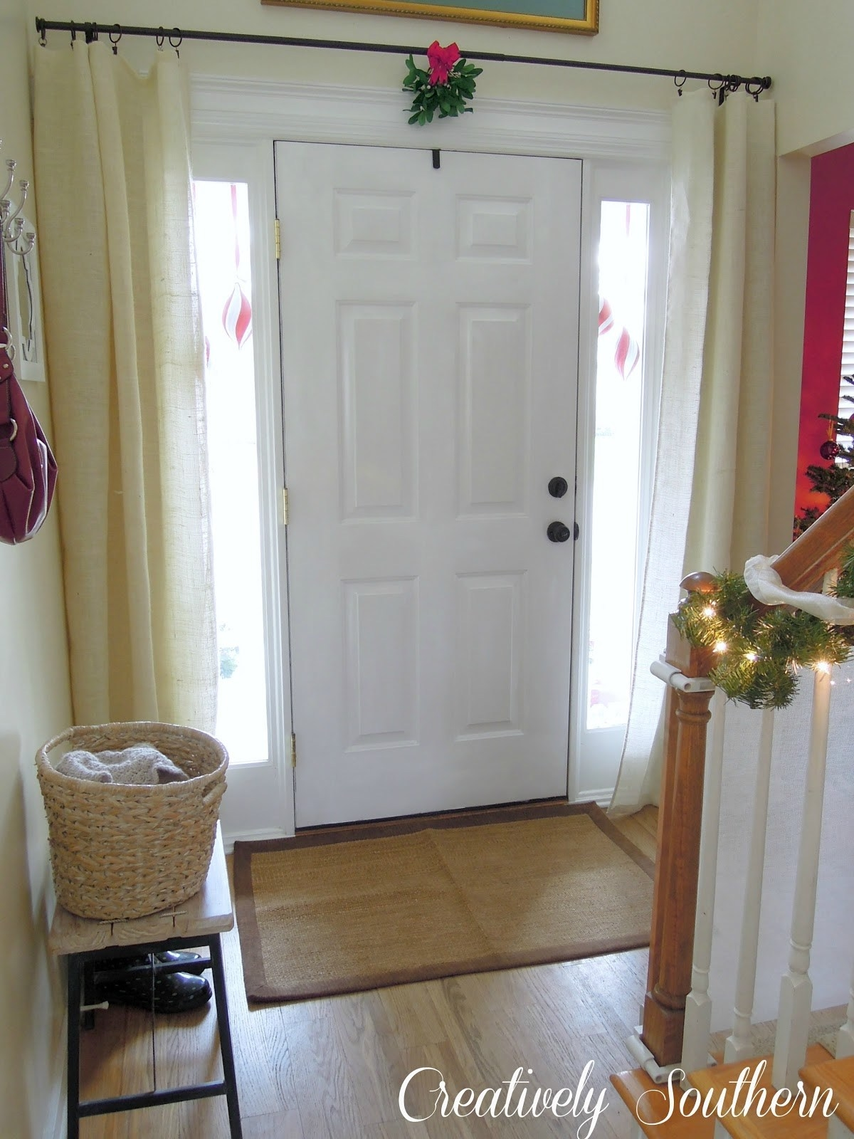 Featured Image of Main Door Curtains