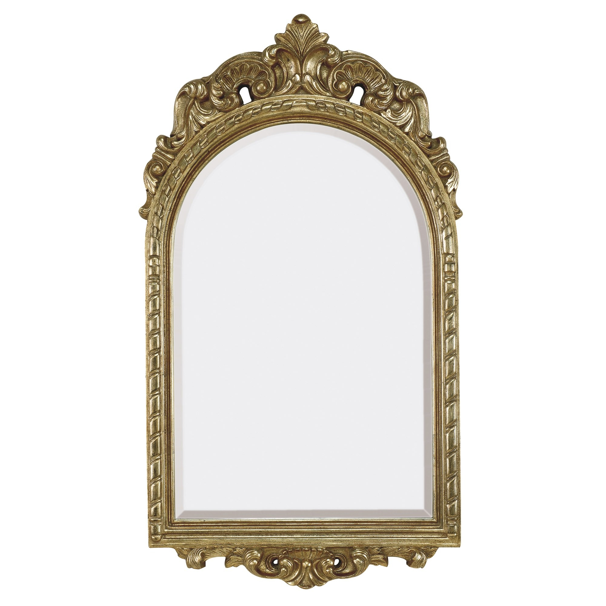 Majestic Mirror Traditional French Style Beveled Glass Wall Mirror Regarding Large French Style Mirror (Image 11 of 15)
