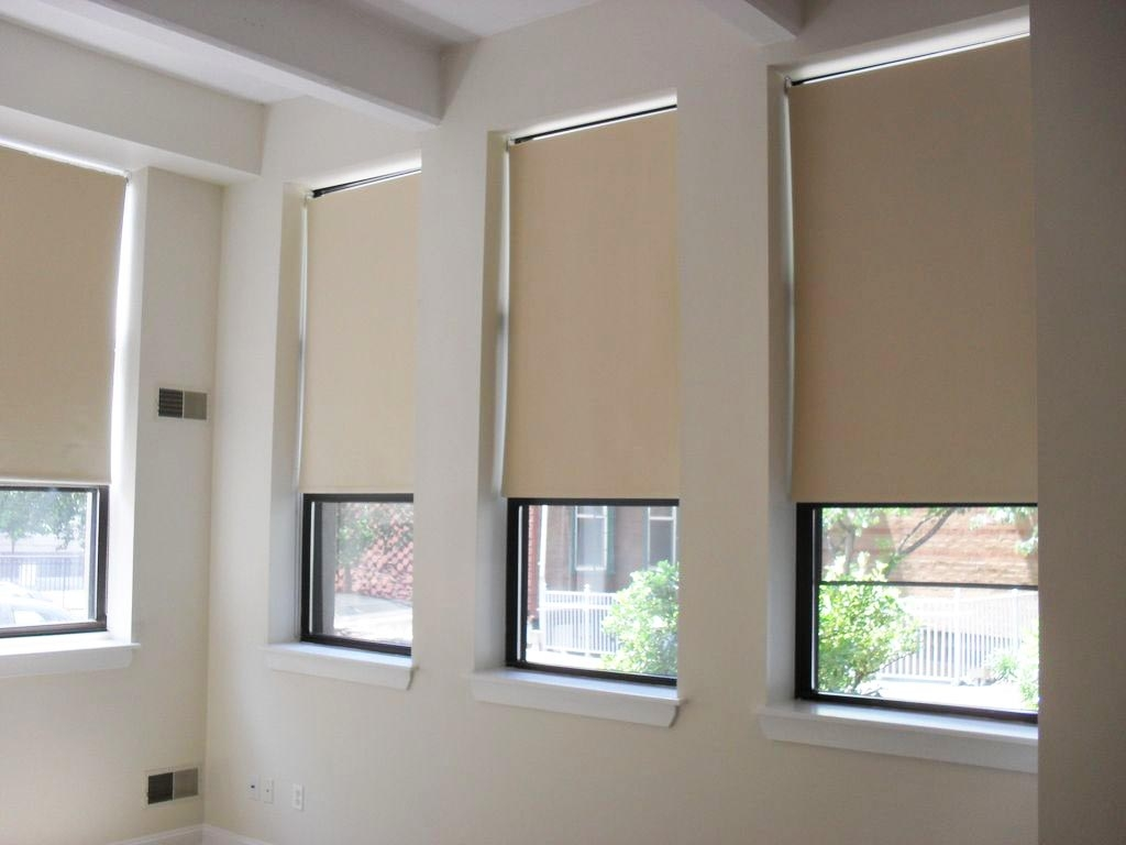 Featured Image of Blackout Roman Blind