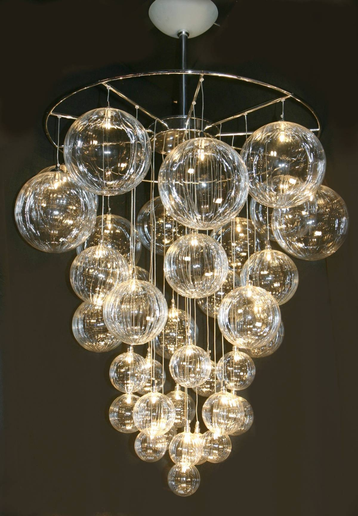Make The Beauty Your Home More Beautiful With Chandelier Regarding Unusual Chandeliers (Image 12 of 15)