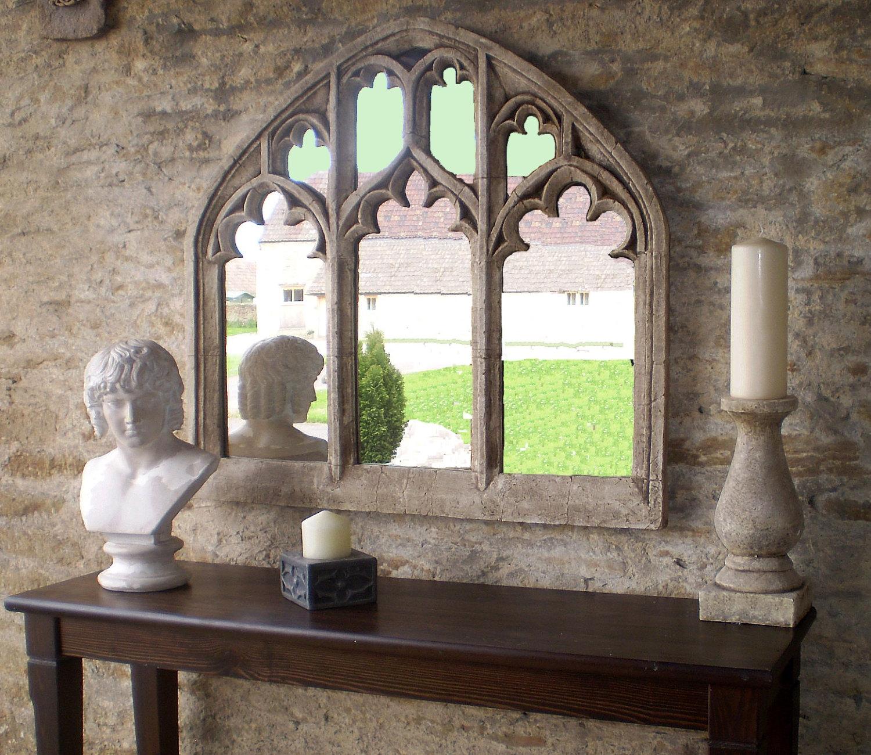 Mantel Mirror Etsy Pertaining To Mantelpiece Mirror (Image 9 of 15)