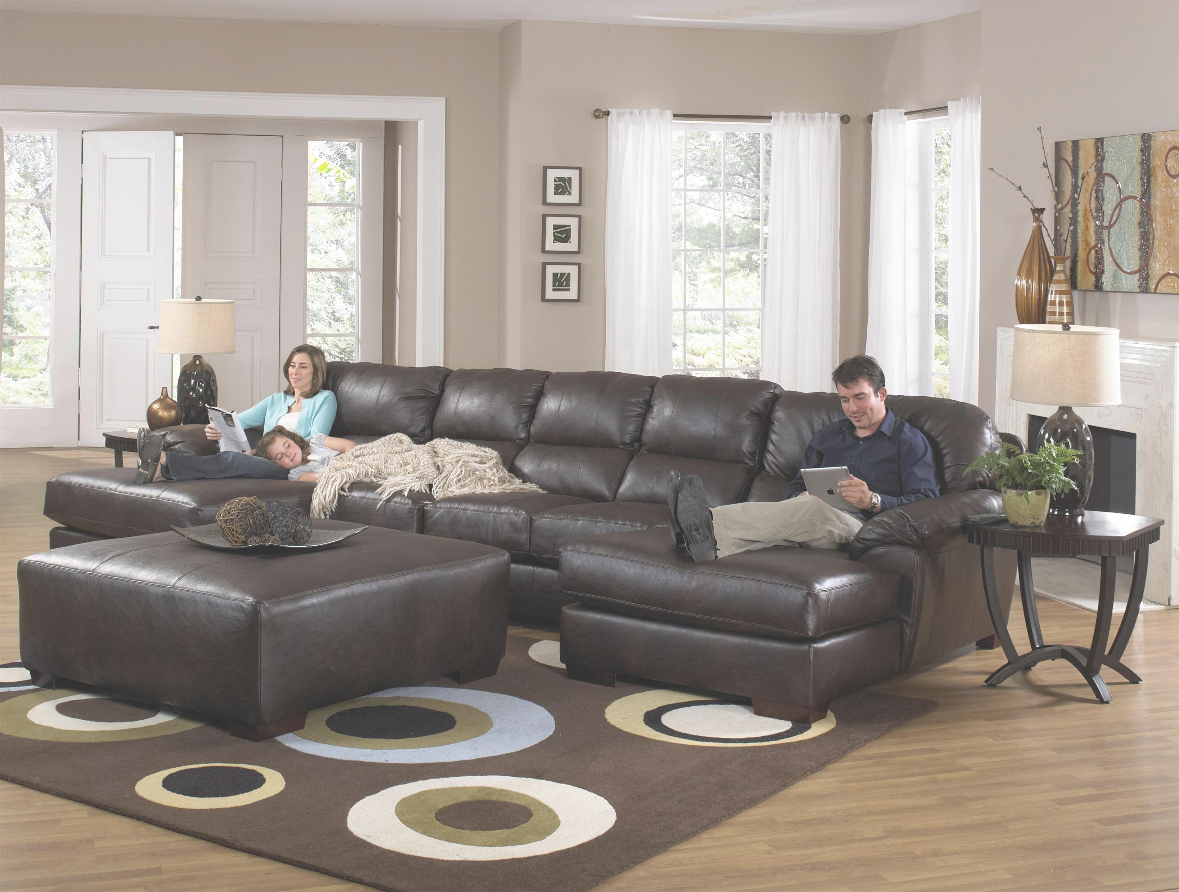 Margo Extra Wide Sectional Sofa Codeminimalist Within Extra Wide Sectional Sofas (View 14 of 15)