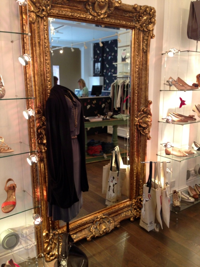 Maxims Boutique Winchester Slb Style Regarding Boutique Mirrors (Image 12 of 15)