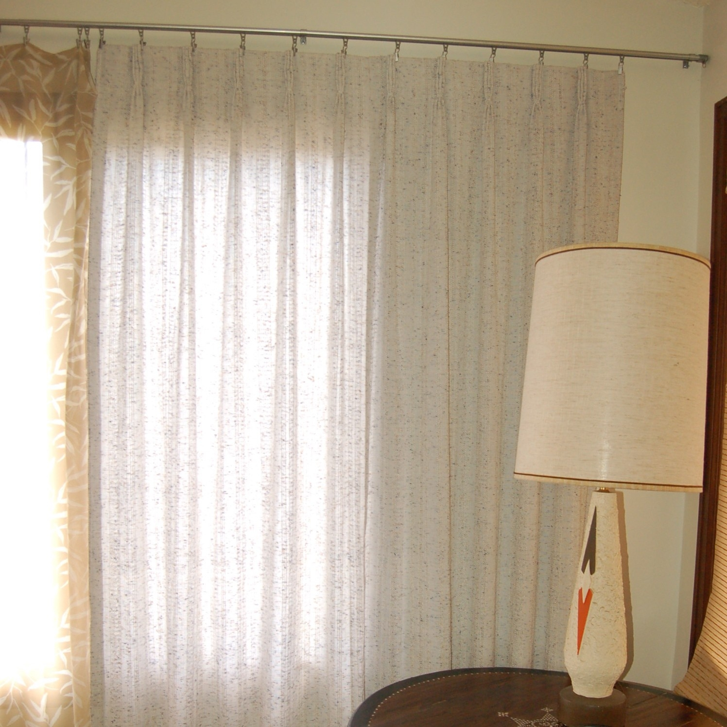 Curtains Home Interior: Mid Century Modern Curtains