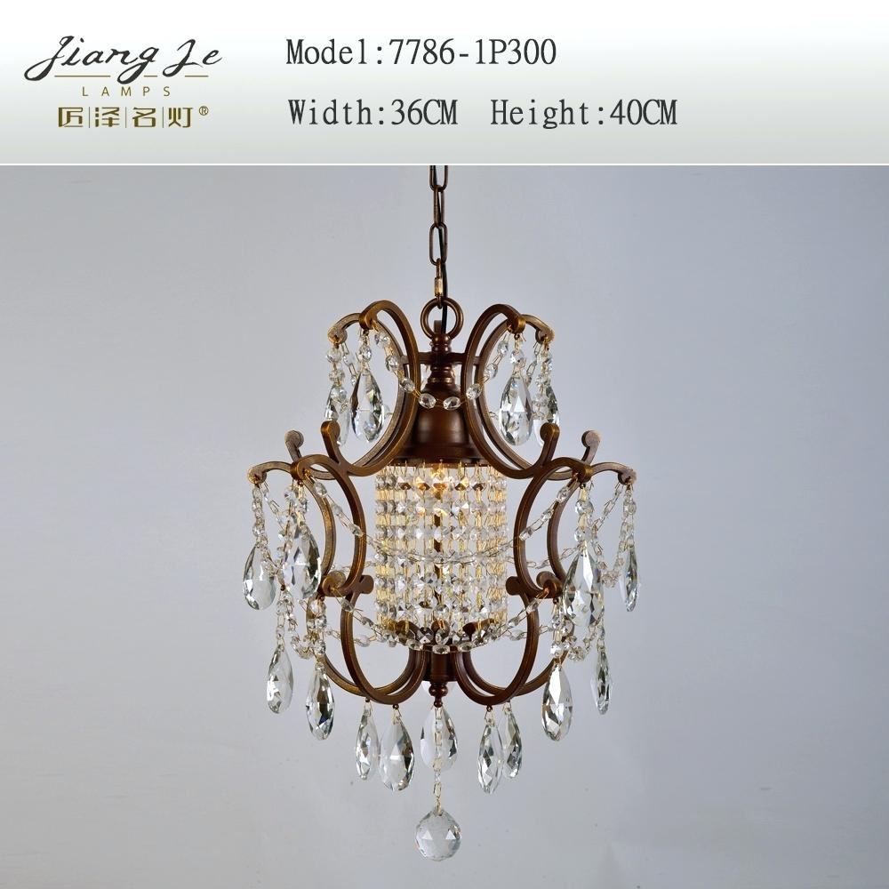 Mini Chandeliers For Bedroom Engageri With Regard To Small Chandeliers For Low Ceilings (Image 10 of 15)