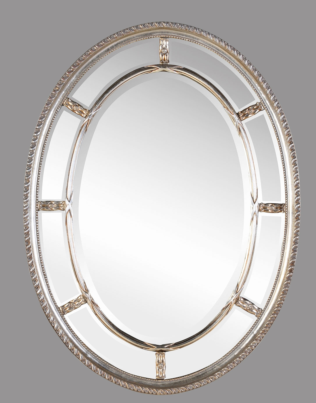 Mirror For Bathroom Modest Design Lighted Bathroom Wall Mirror Pertaining To Oval Mirrors For Walls (Image 5 of 15)