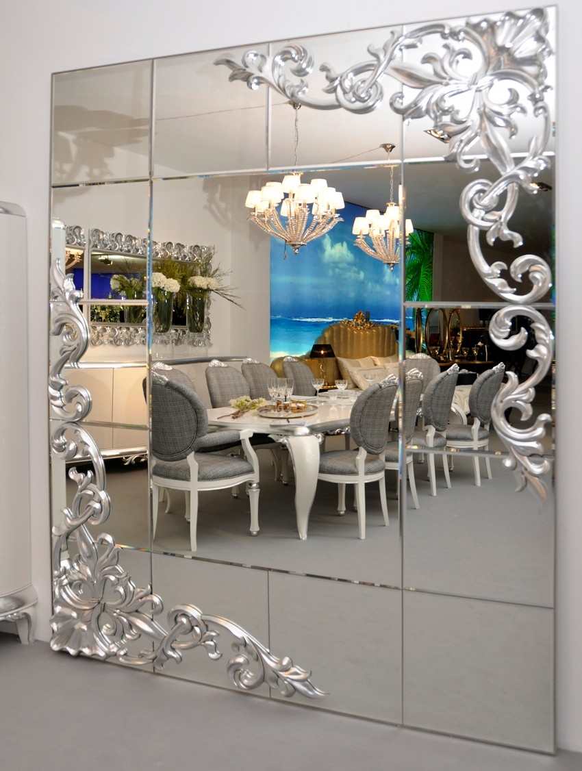 Mirror2 With Regard To Large Designer Mirrors (Image 13 of 15)