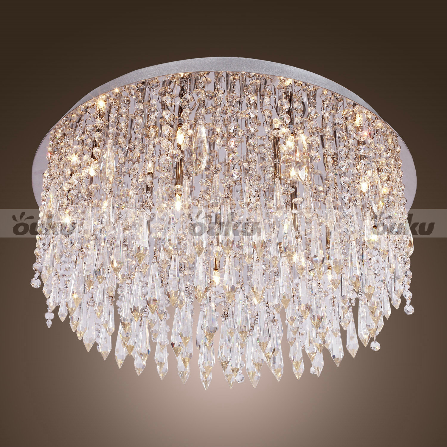 Featured Image of Flush Chandelier