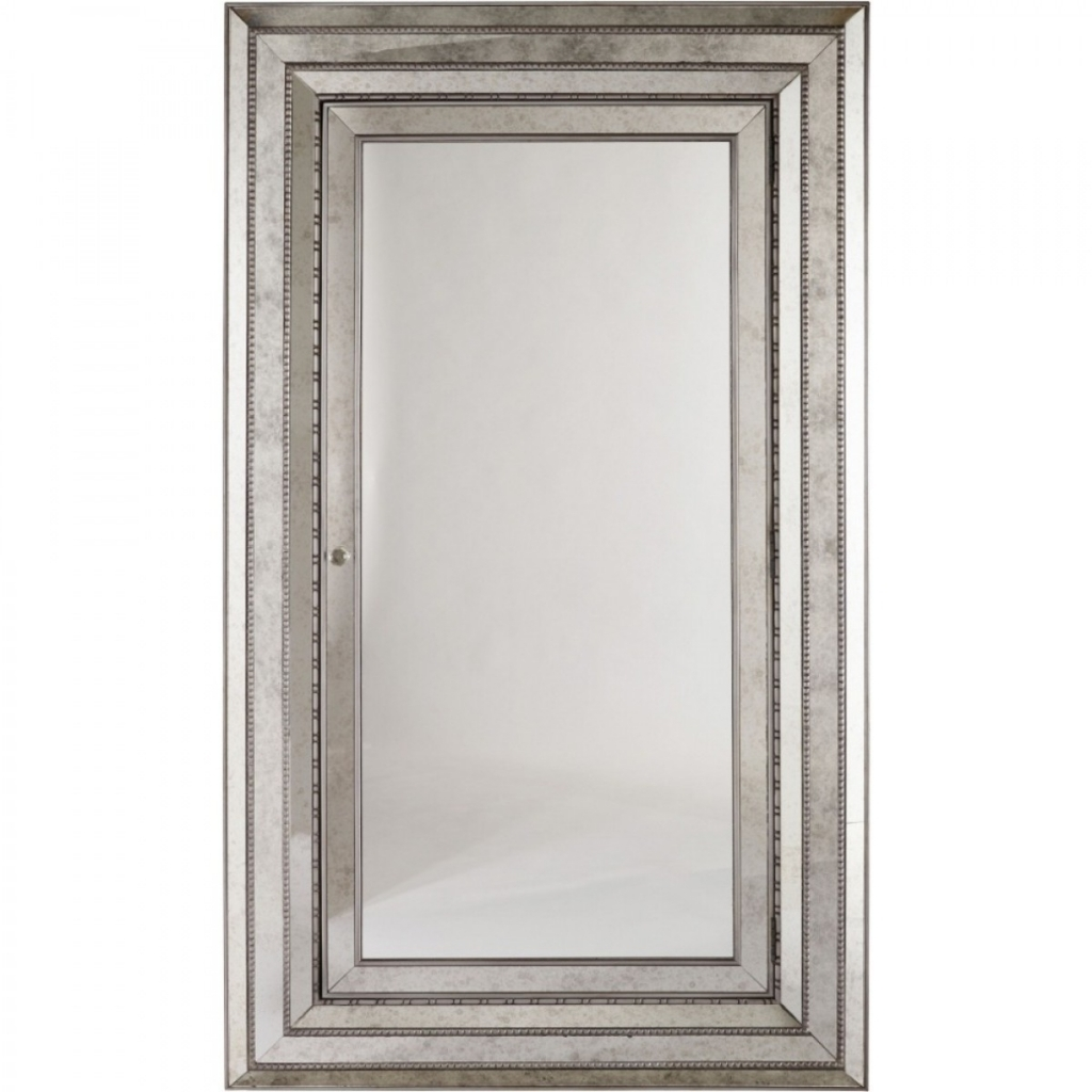 Modern Bling Floor Mirror For Bling Floor Mirror (Image 8 of 15)
