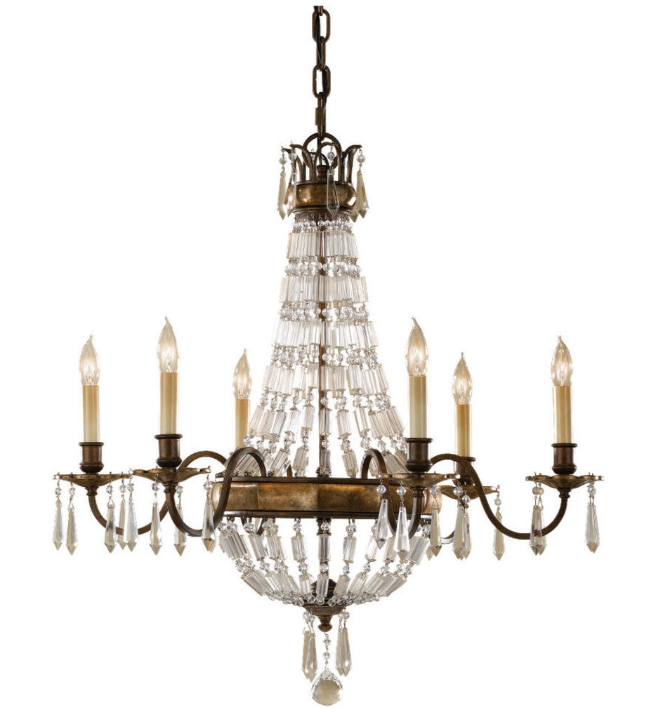 Modern Chandeliers Nickel Bronze More Lamps Intended For Candle Light Chandelier (Image 11 of 15)