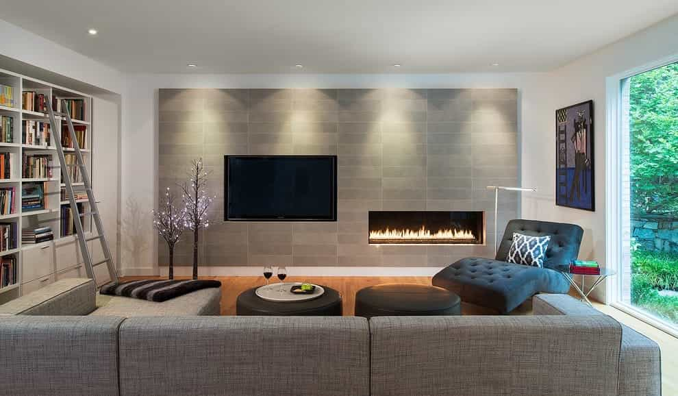 Featured Image of Modern Decorative Ceramic Tiles For Living Room Wall Accent