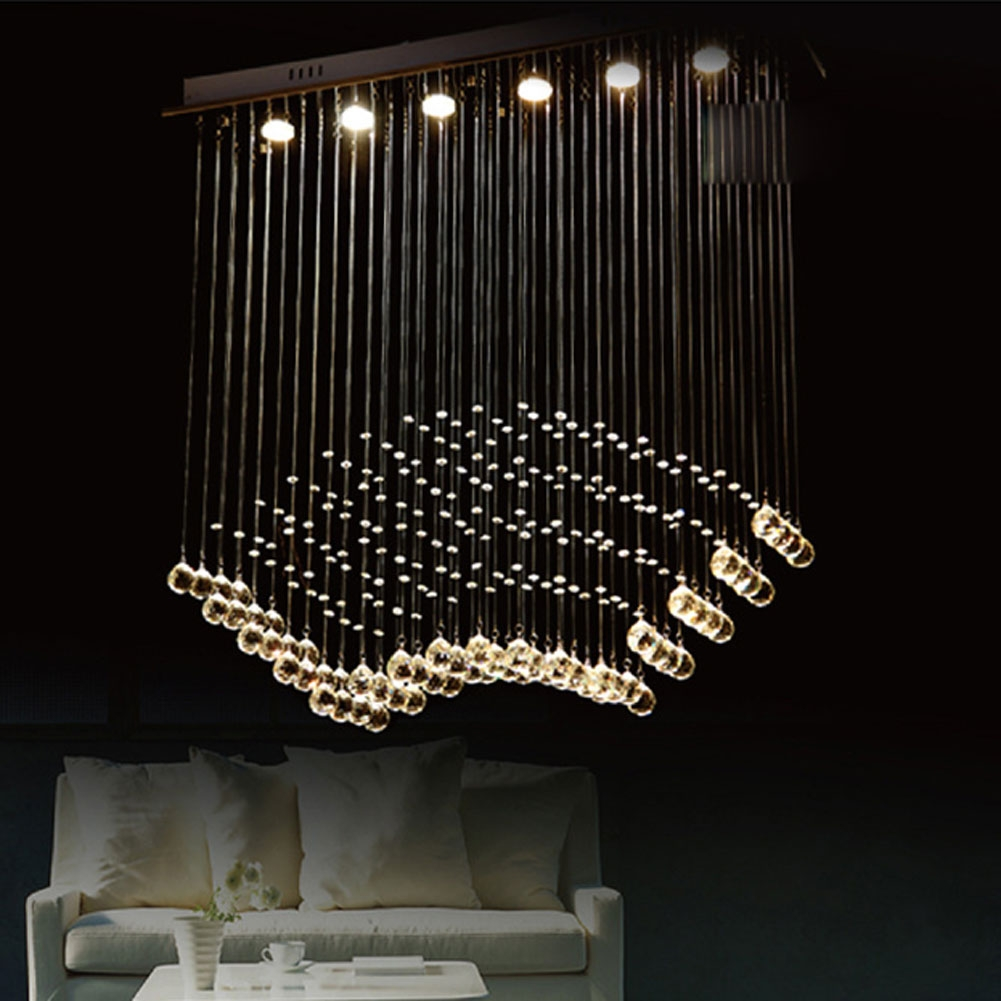 Modern Lights Chandeliers For Contemporary Large Chandeliers (Image 11 of 15)