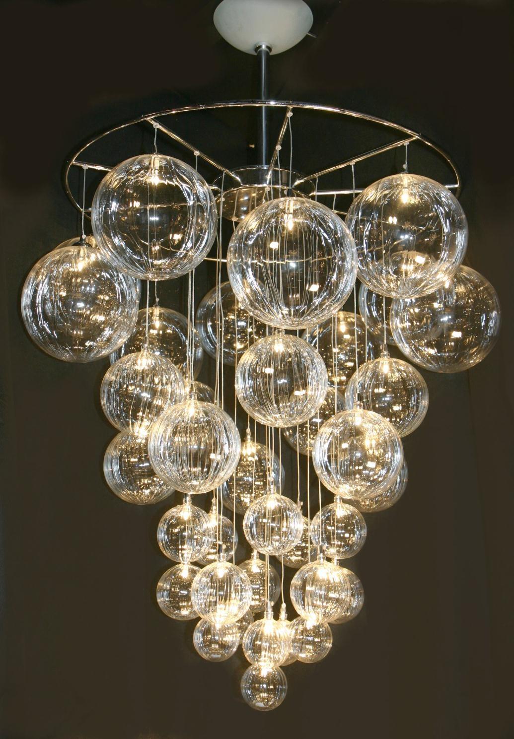 Modern Lights Chandeliers For Modern Light Chandelier (Image 9 of 15)