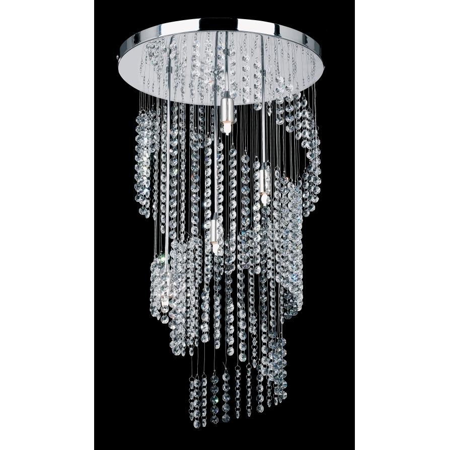Modern Lights Chandeliers Regarding Modern Light Chandelier (Image 10 of 15)