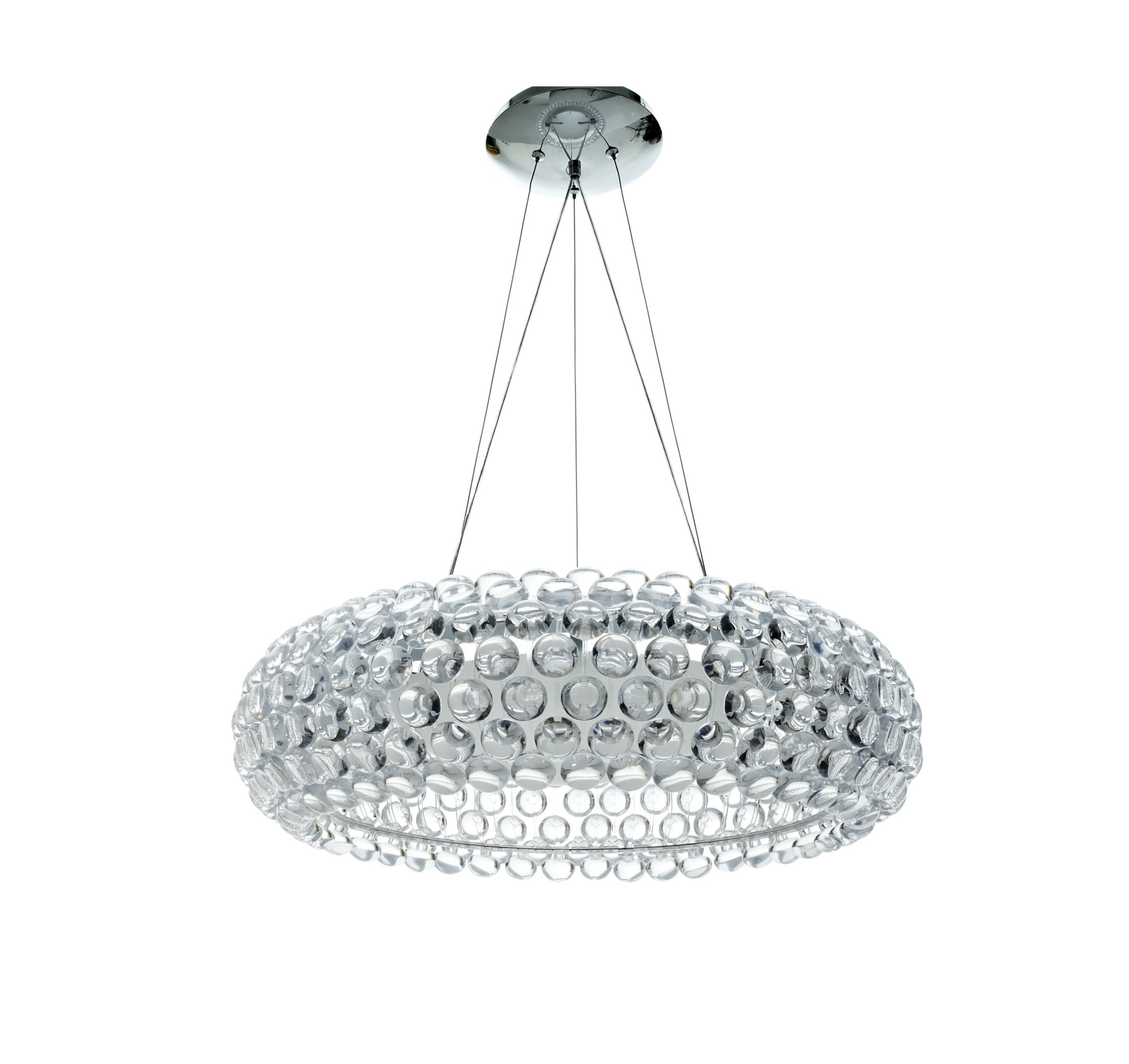 Modern Mini Chandeliers For Small Glass Chandeliers (Image 10 of 15)