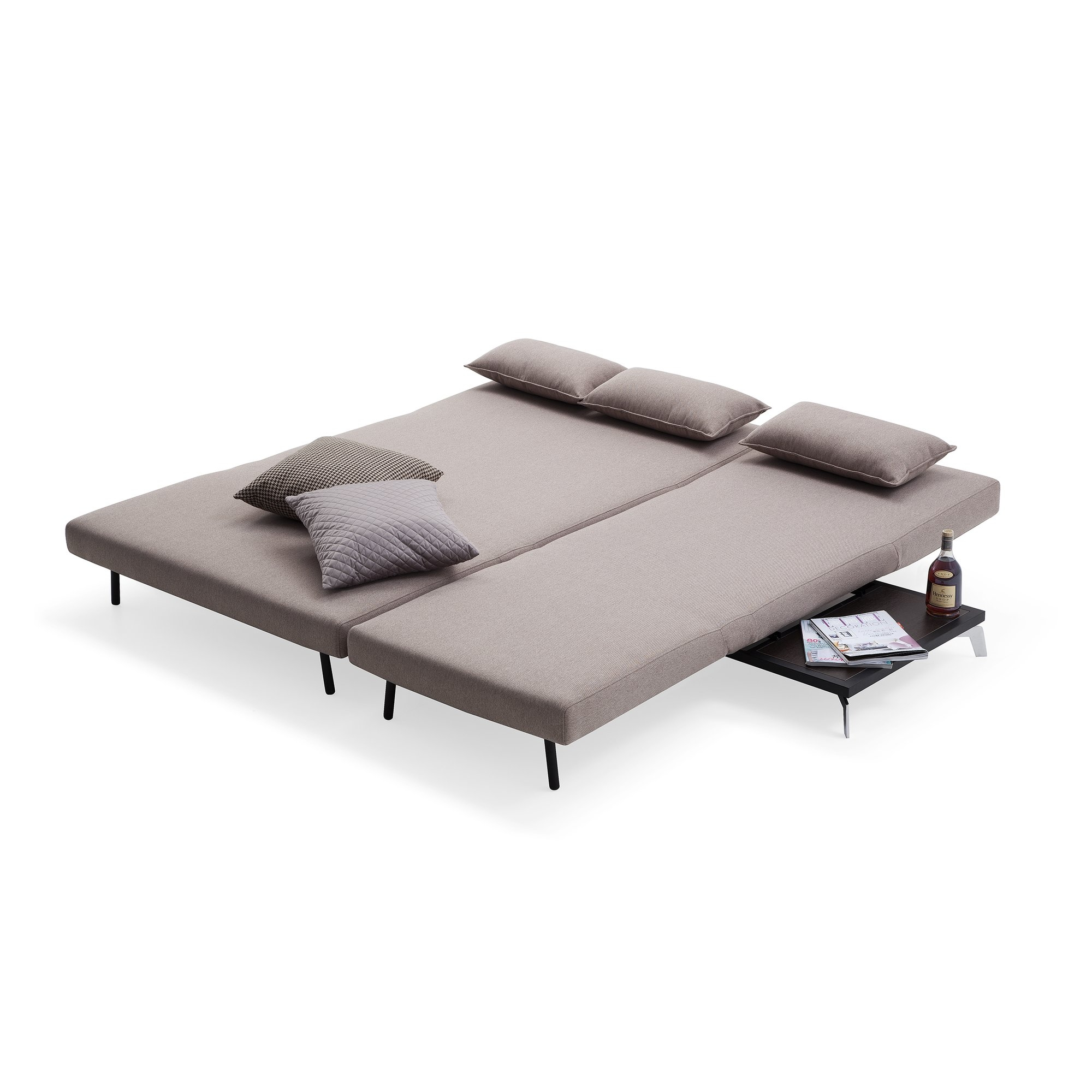 Modern Sleeper Sofas Sofa Beds Allmodern Pertaining To 70 Sleeper Sofa (Image 14 of 15)