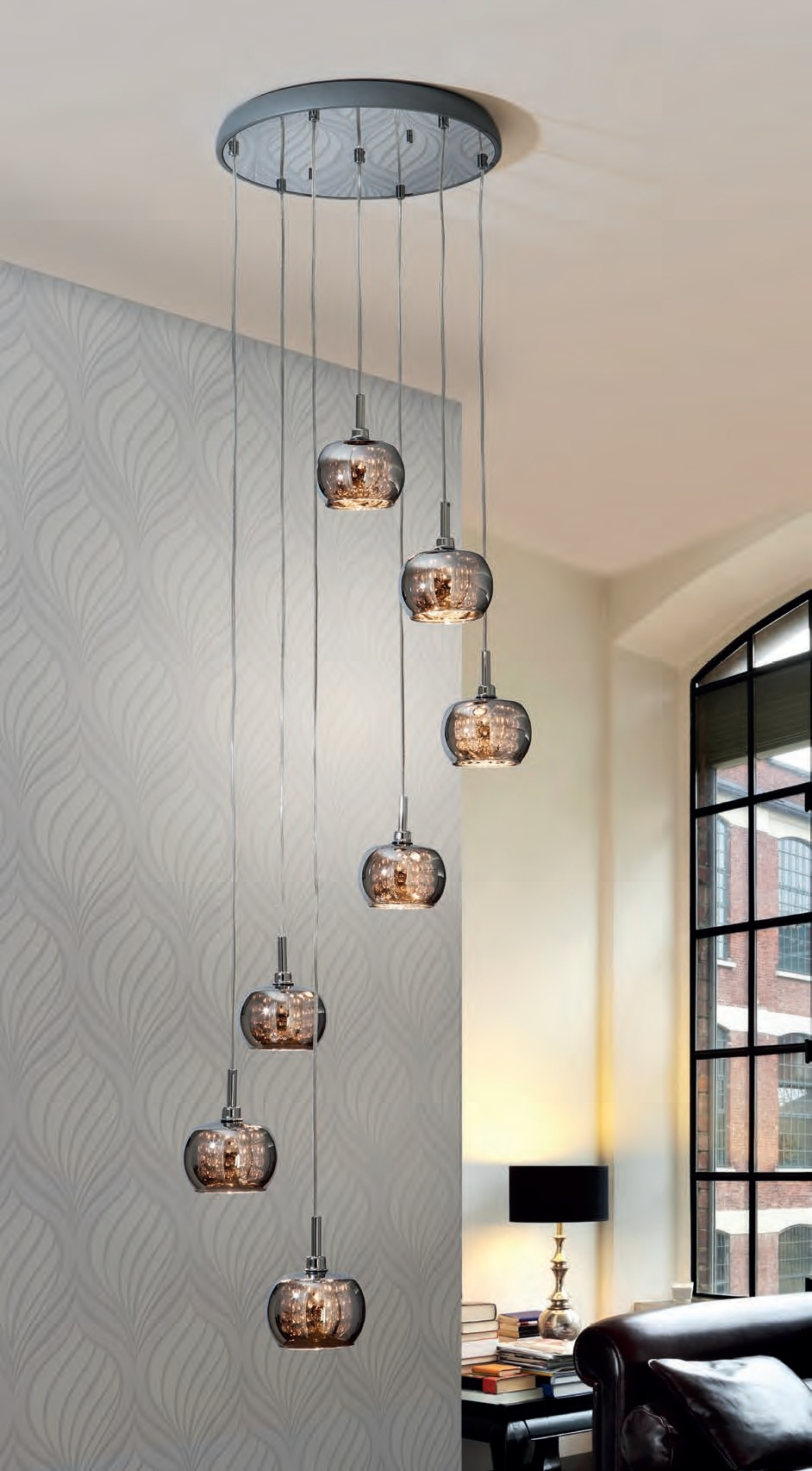 Lighting Basement Washroom Stairs: 15 Collection Of Stairwell Chandelier Lighting