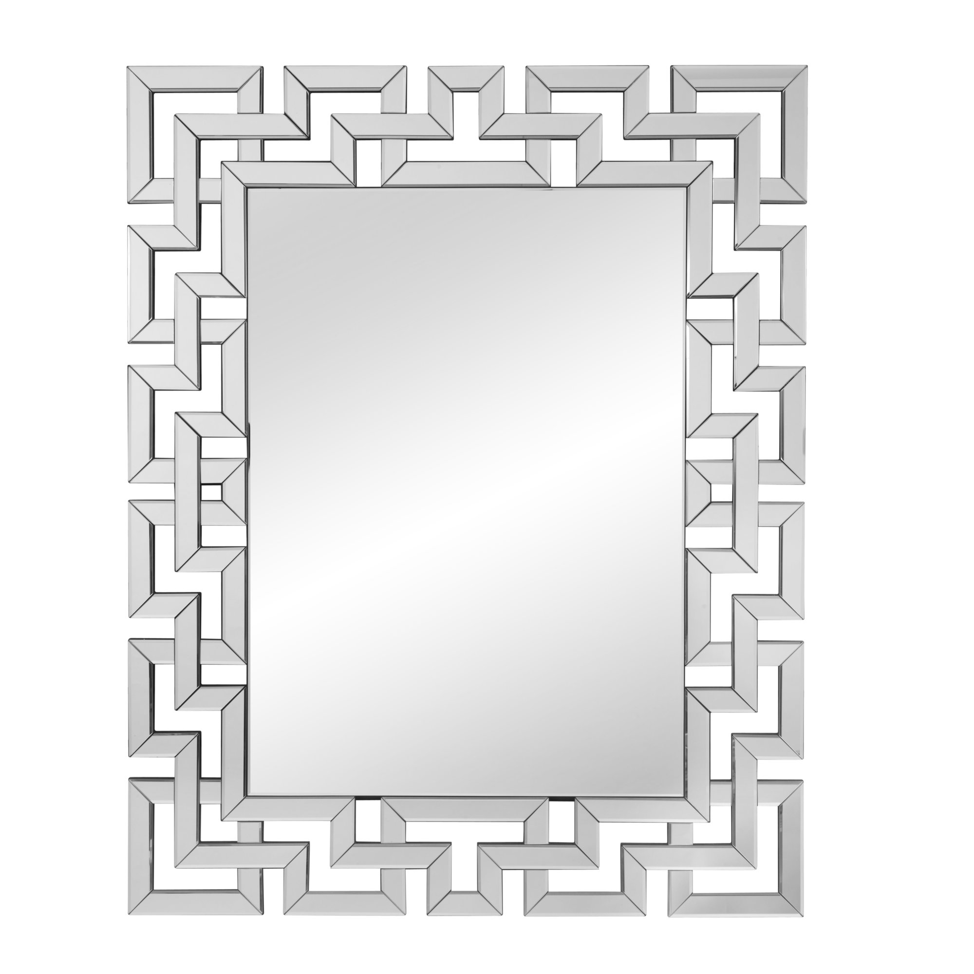 Modern Wall Mirrors Allmodern Throughout Mirror Modern (Image 14 of 15)