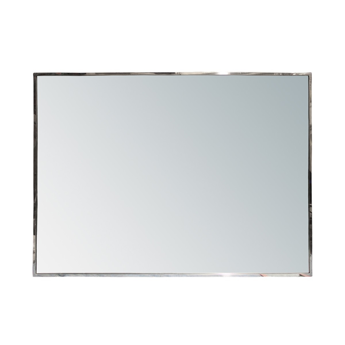 Modest Ideas Metal Framed Wall Mirror Sumptuous Metal Framed For Landscape Wall Mirror (View 15 of 15)