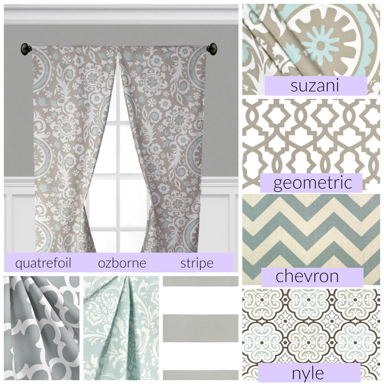 Featured Image of Morrocan Curtains