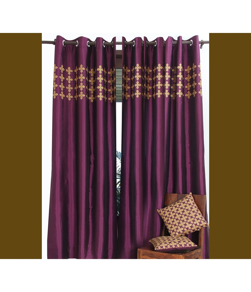 Moroccan Curtains For The Modern Curtain Mobiion With Morrocan Curtains (Image 9 of 15)