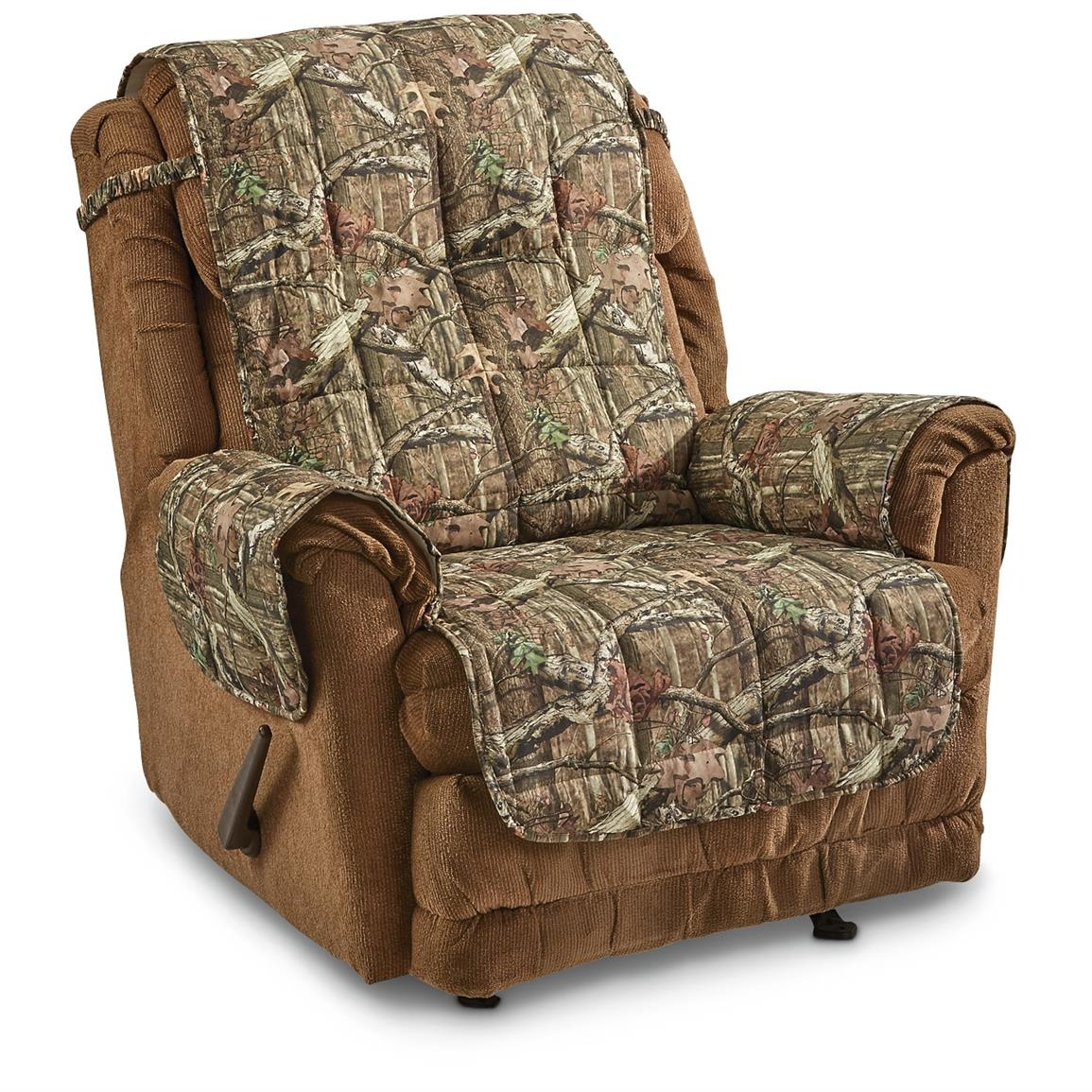 Mossy Oak Camo Furniture Covers 647980 Furniture Covers At Pertaining To Camo Sofa Cover (Image 11 of 15)