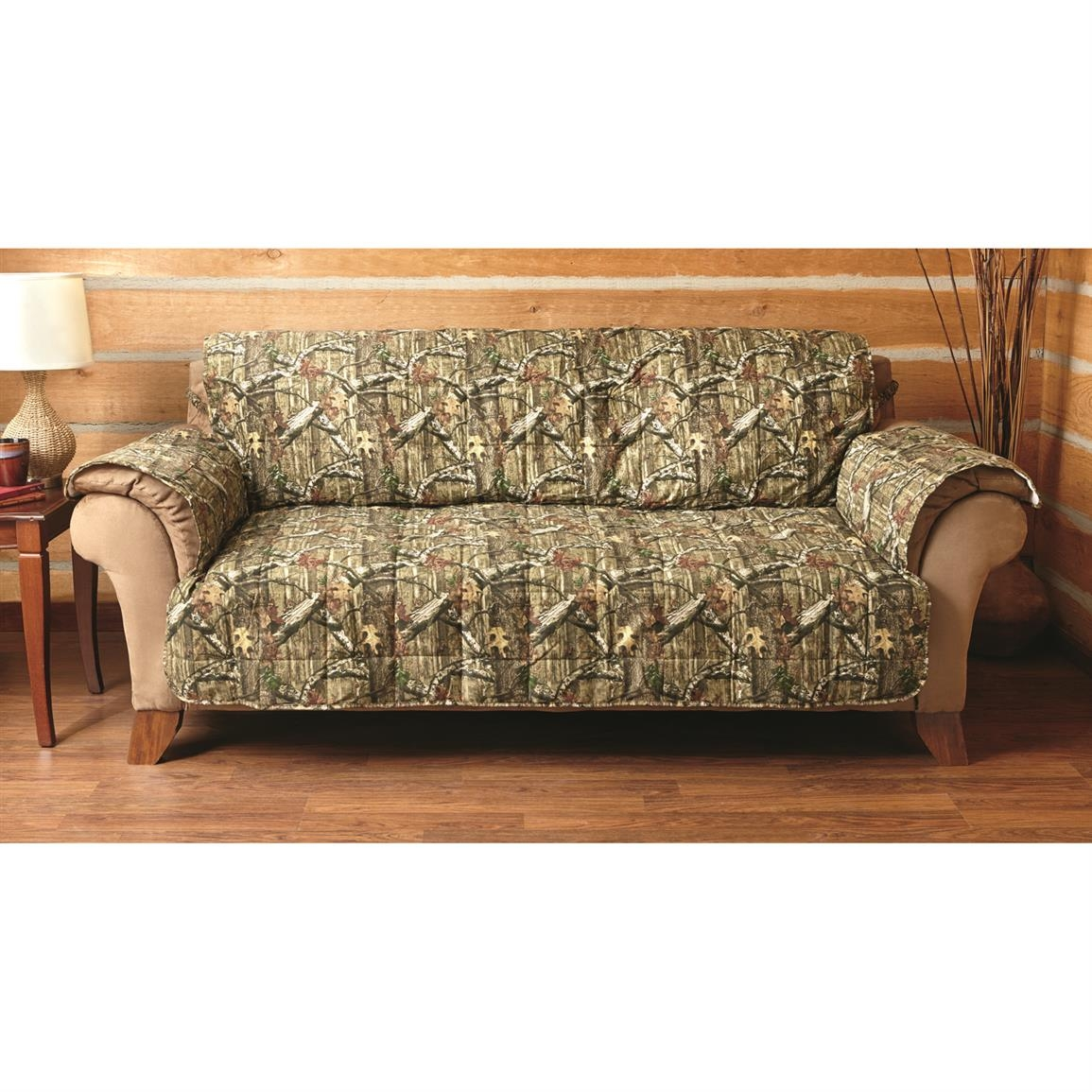 Mossy Oak Camo Furniture Covers 647980 Furniture Covers At With Regard To Camo Sofa Cover (Image 13 of 15)