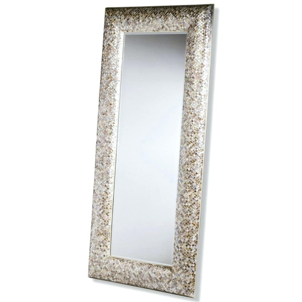 Mother Of Pearl Mirror Pitchloveco Pertaining To Mother Of Pearl Wall Mirror (View 10 of 15)