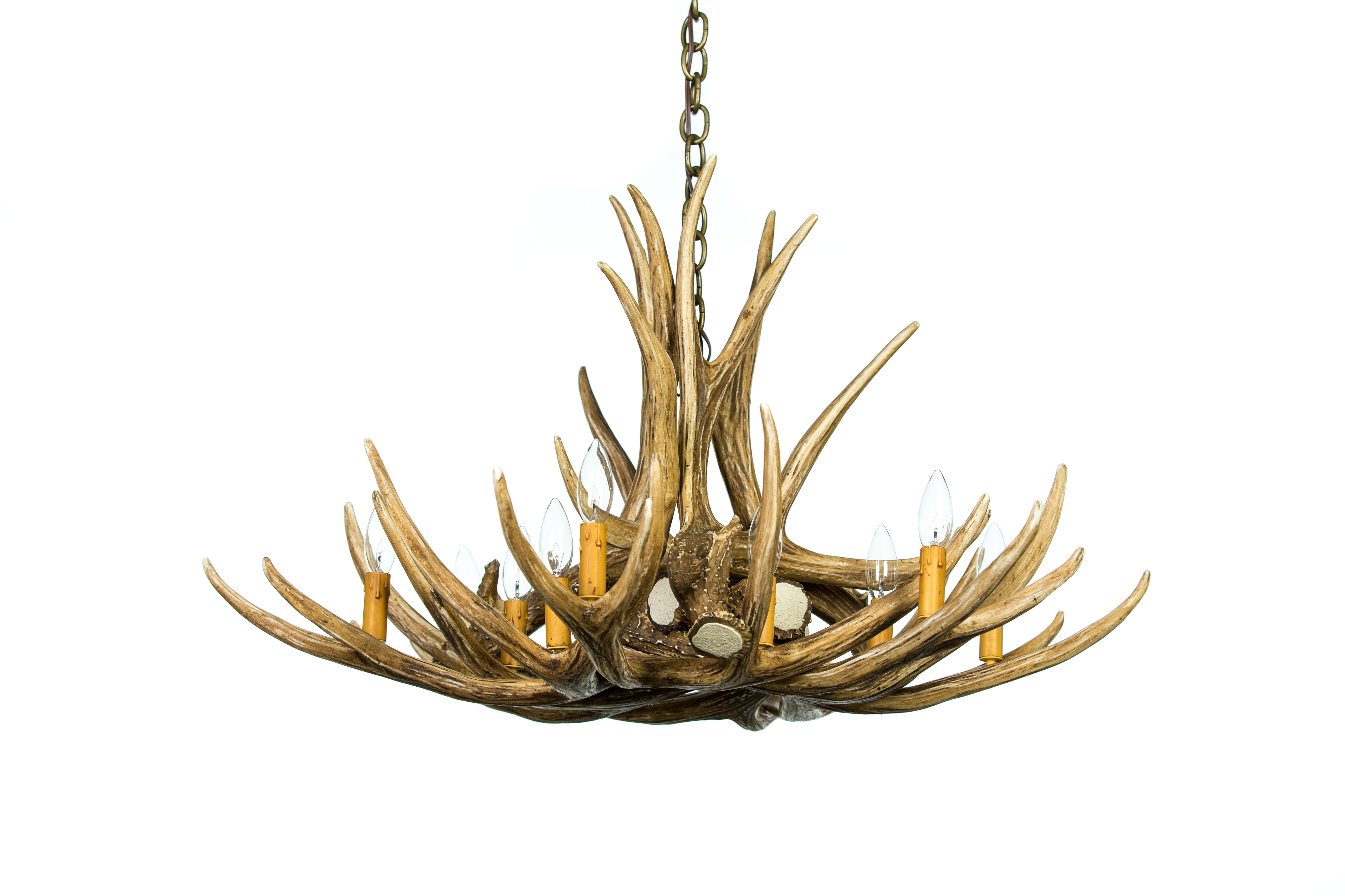 Featured Image of Antler Chandelier