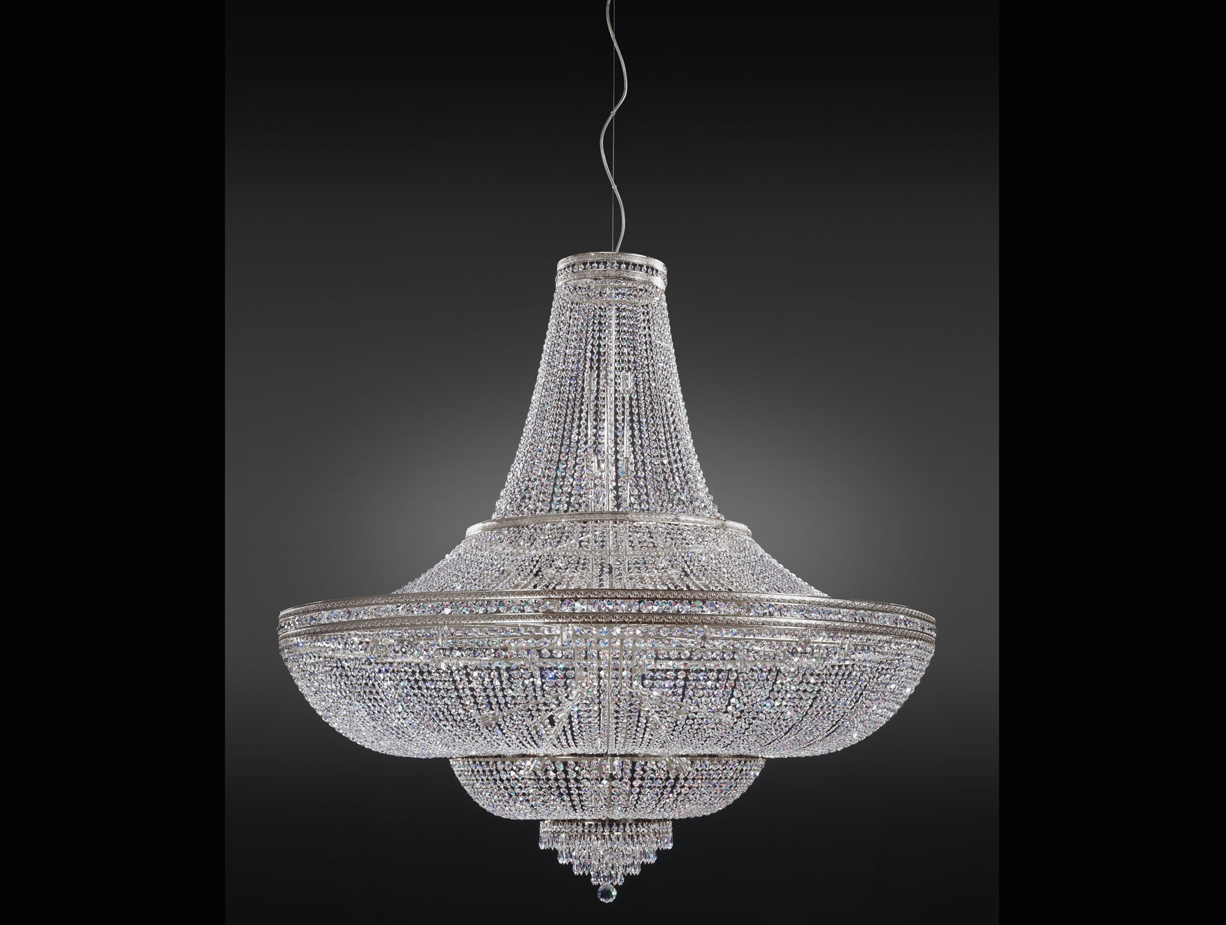 Murano Glass Chandeliers Italian Designer Luxury Chandeliers For Crystal Chandeliers (View 14 of 15)