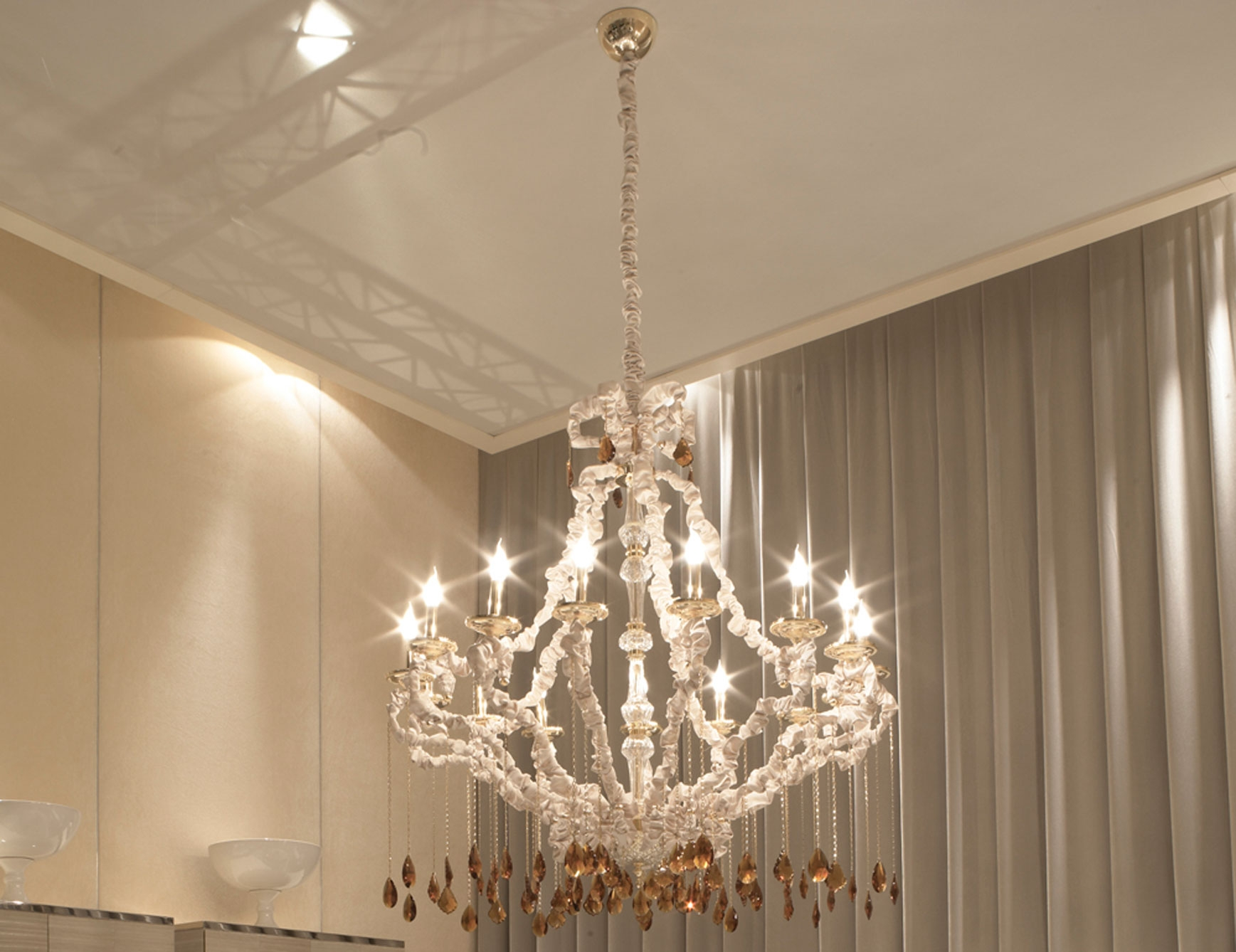 Murano Glass Chandeliers Italian Designer Luxury Chandeliers Within Italian Chandeliers (Image 10 of 15)