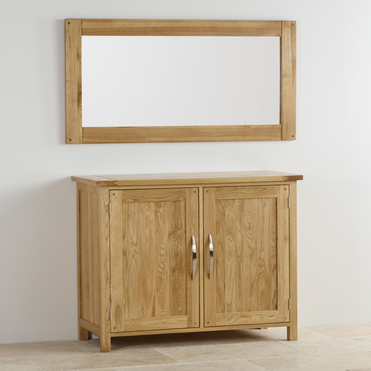 Featured Image of Oak Wall Mirrors
