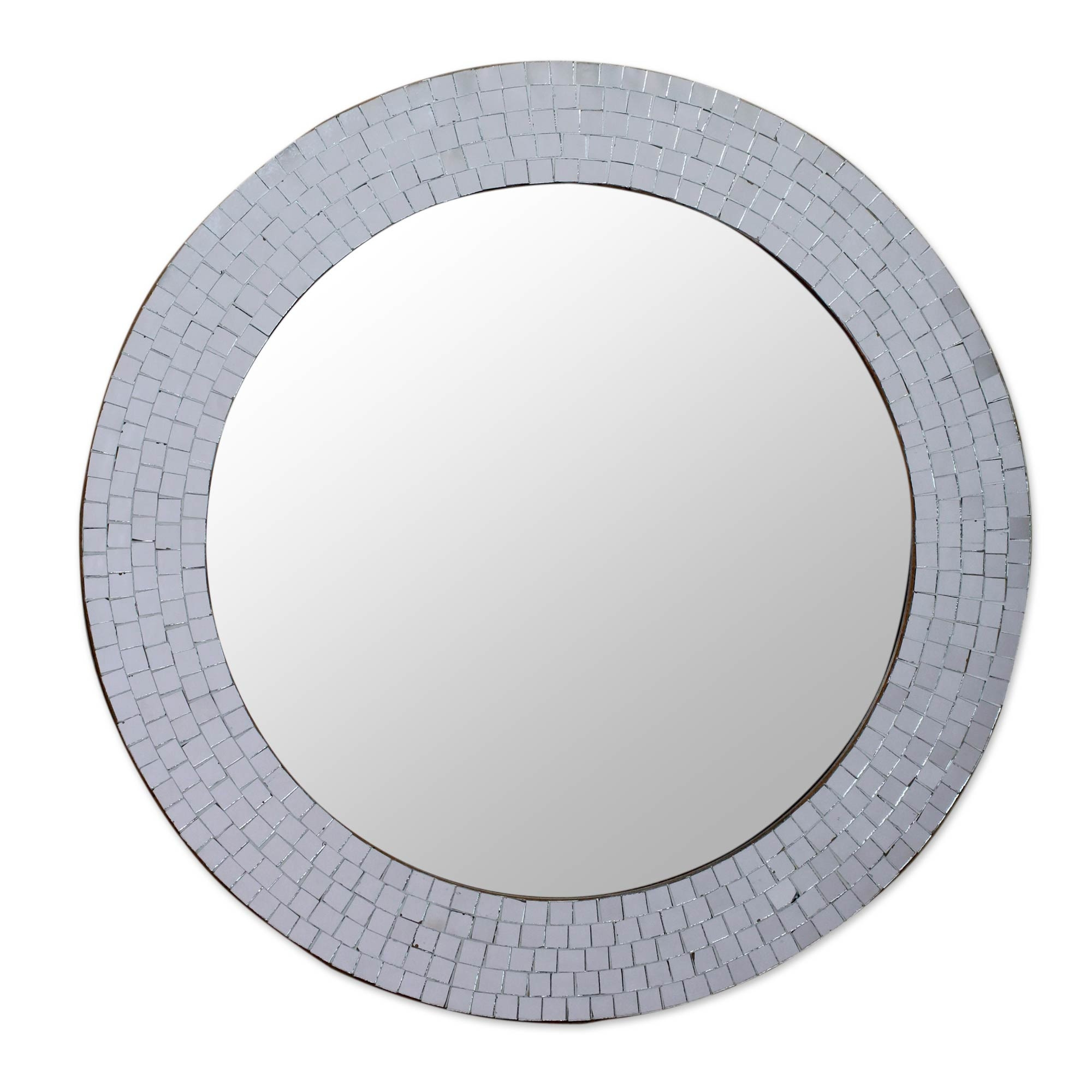 Featured Image of Mosaic Wall Mirror