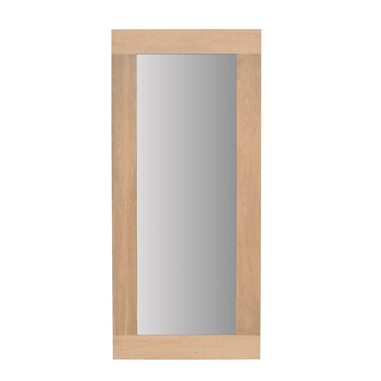 Oak Mirror 200 Cm Inside Oak Mirror (View 4 of 15)