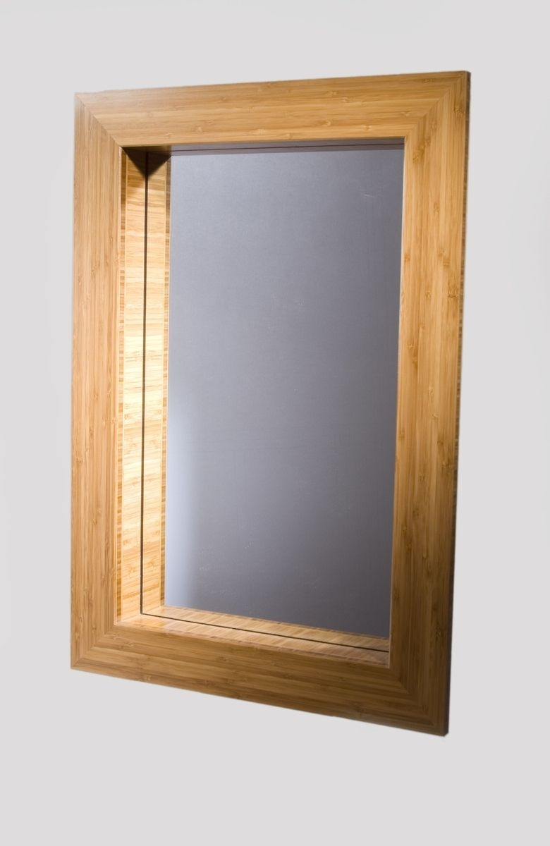 Oak Mirrors For Bathroom Home With Oak Mirrors (Image 11 of 15)