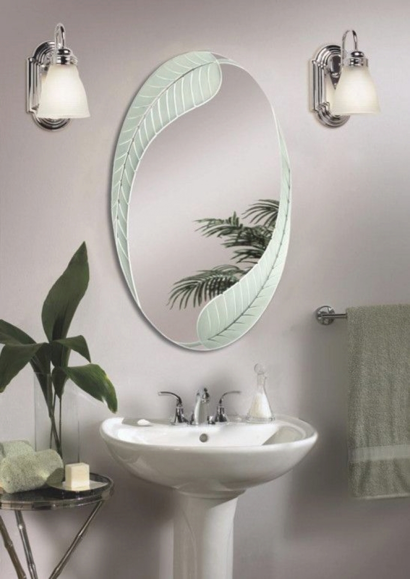 Odd Shaped Wall Mirrors Home Pertaining To Odd Shaped Mirrors (Image 7 of 15)