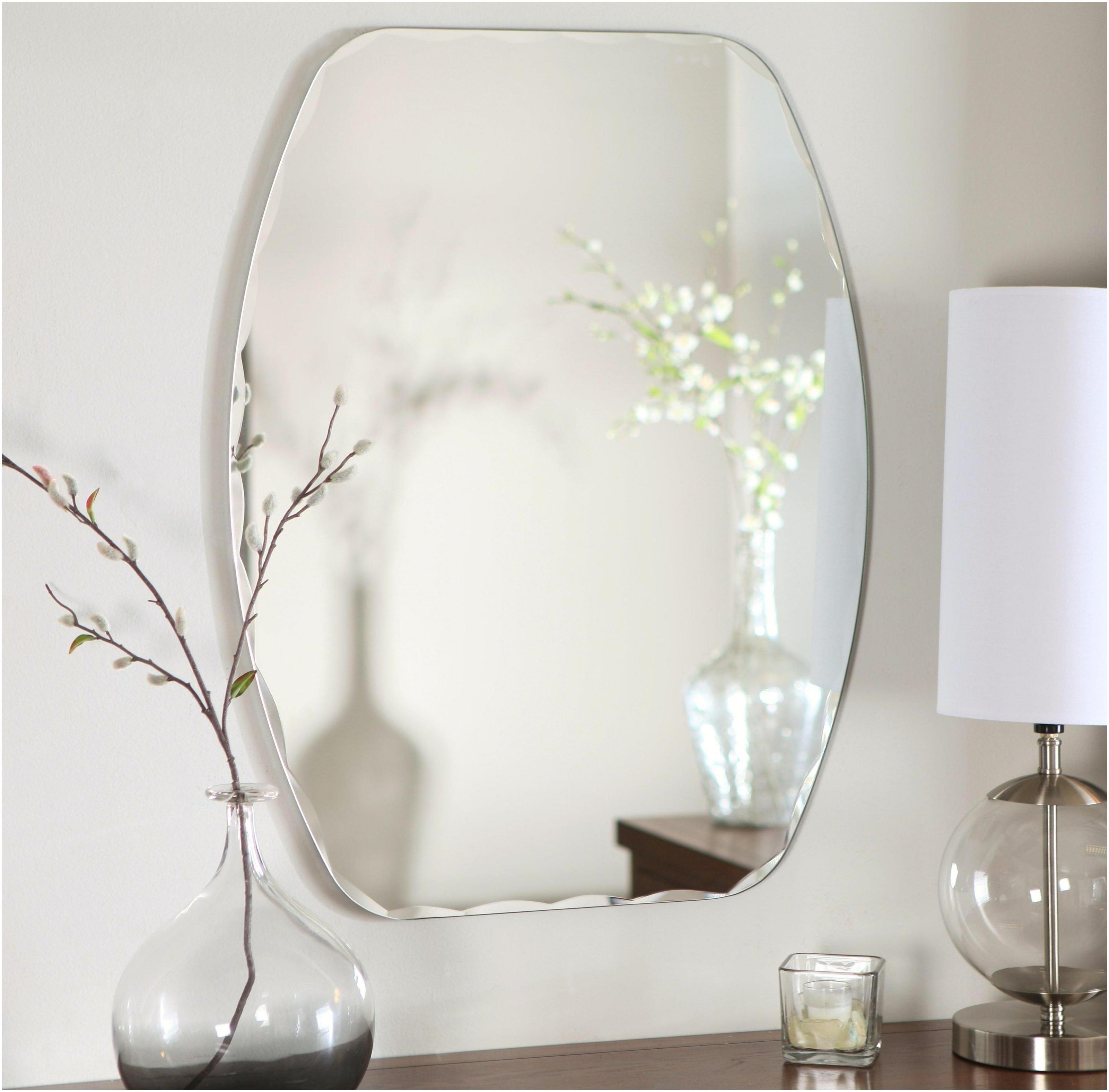 Odd Shaped Wall Mirrors Home With Odd Shaped Mirrors (Image 10 of 15)