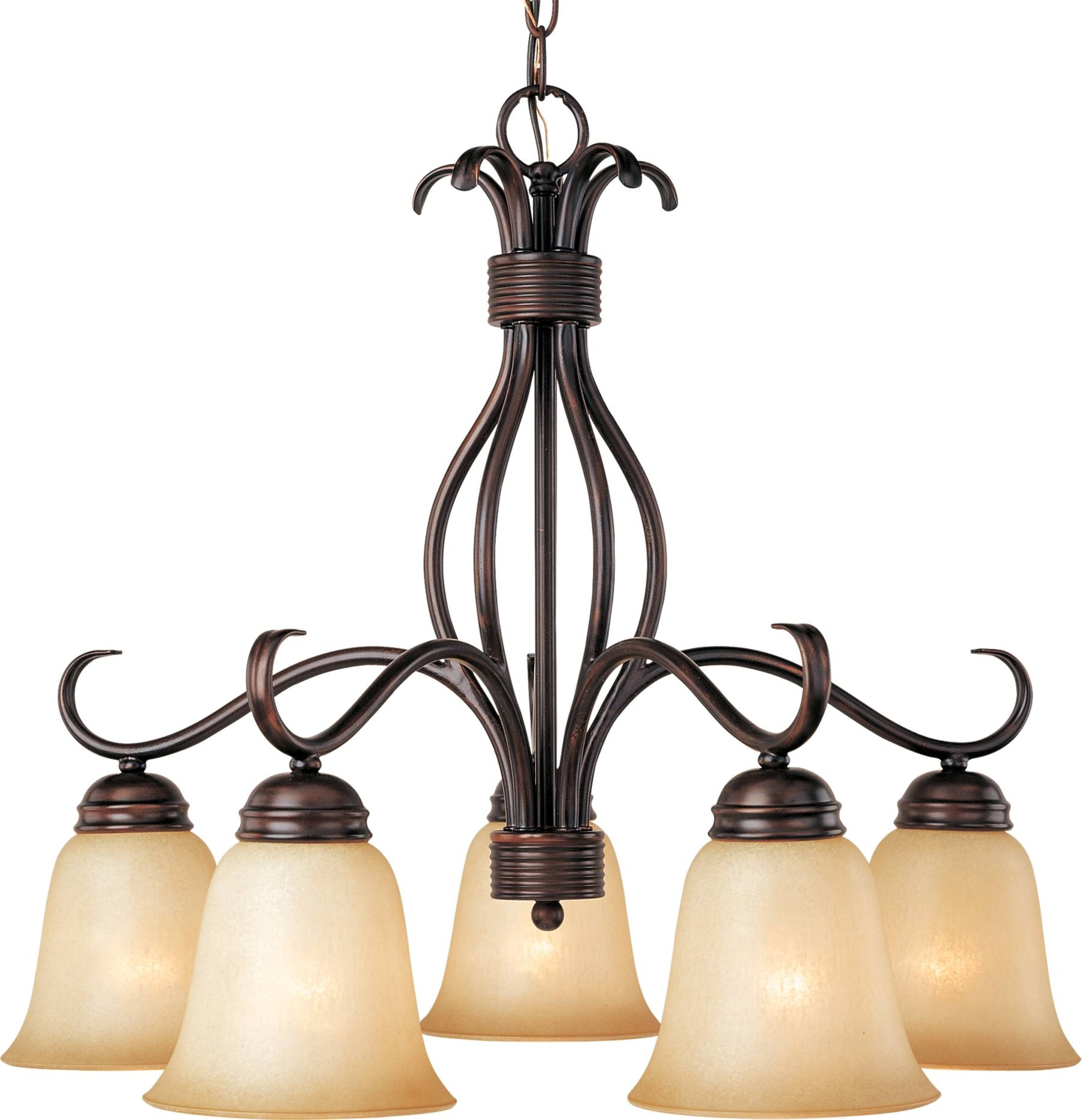 Old And Vintage Hanging Cast Iron Chandeliers With White Five Within Cast Iron Chandelier (Image 11 of 15)